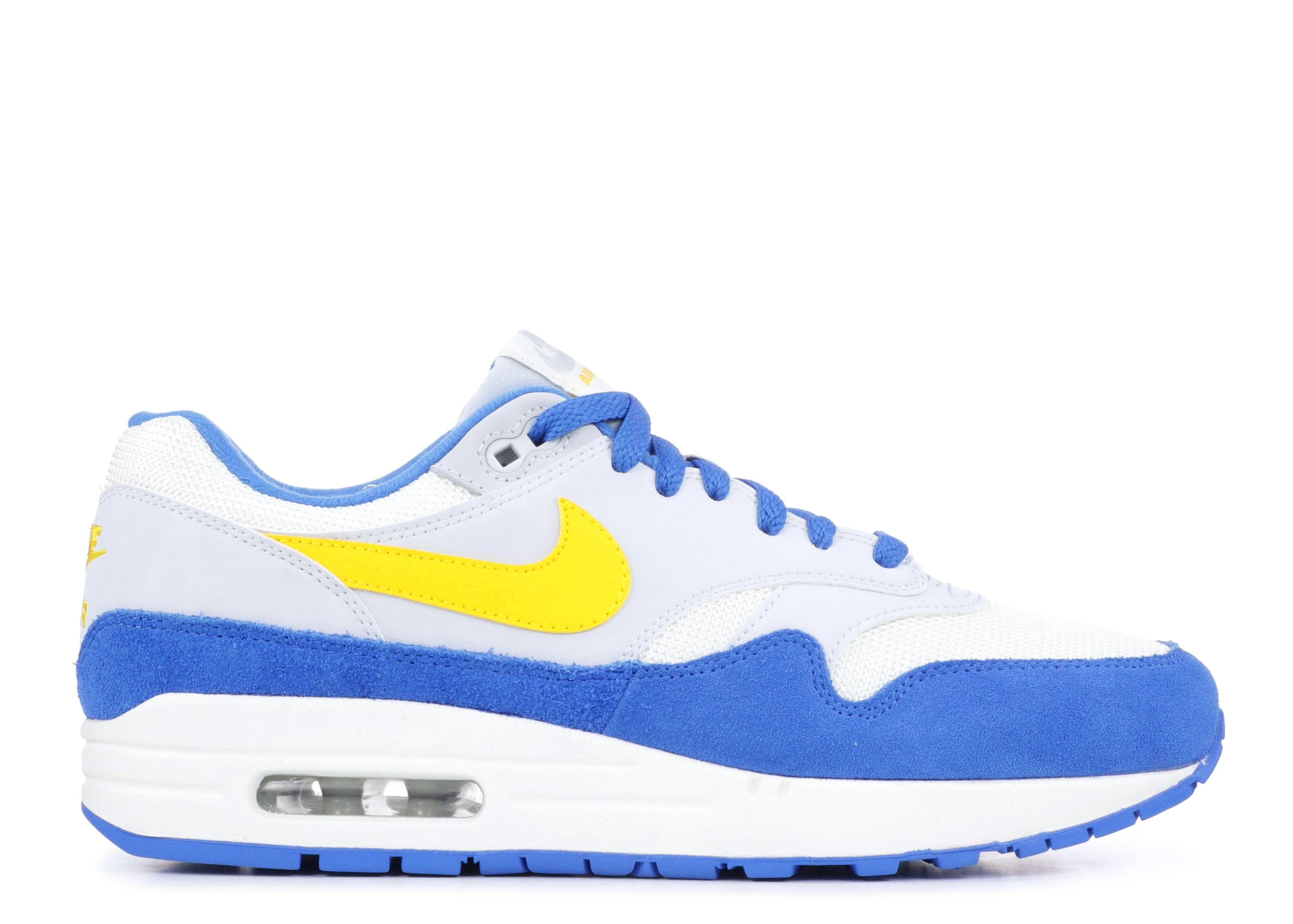 huge discount 86456 07a1f Nike Air Max 1 - Nike - ah8145 108 - sail amarillo-pure platinum ...