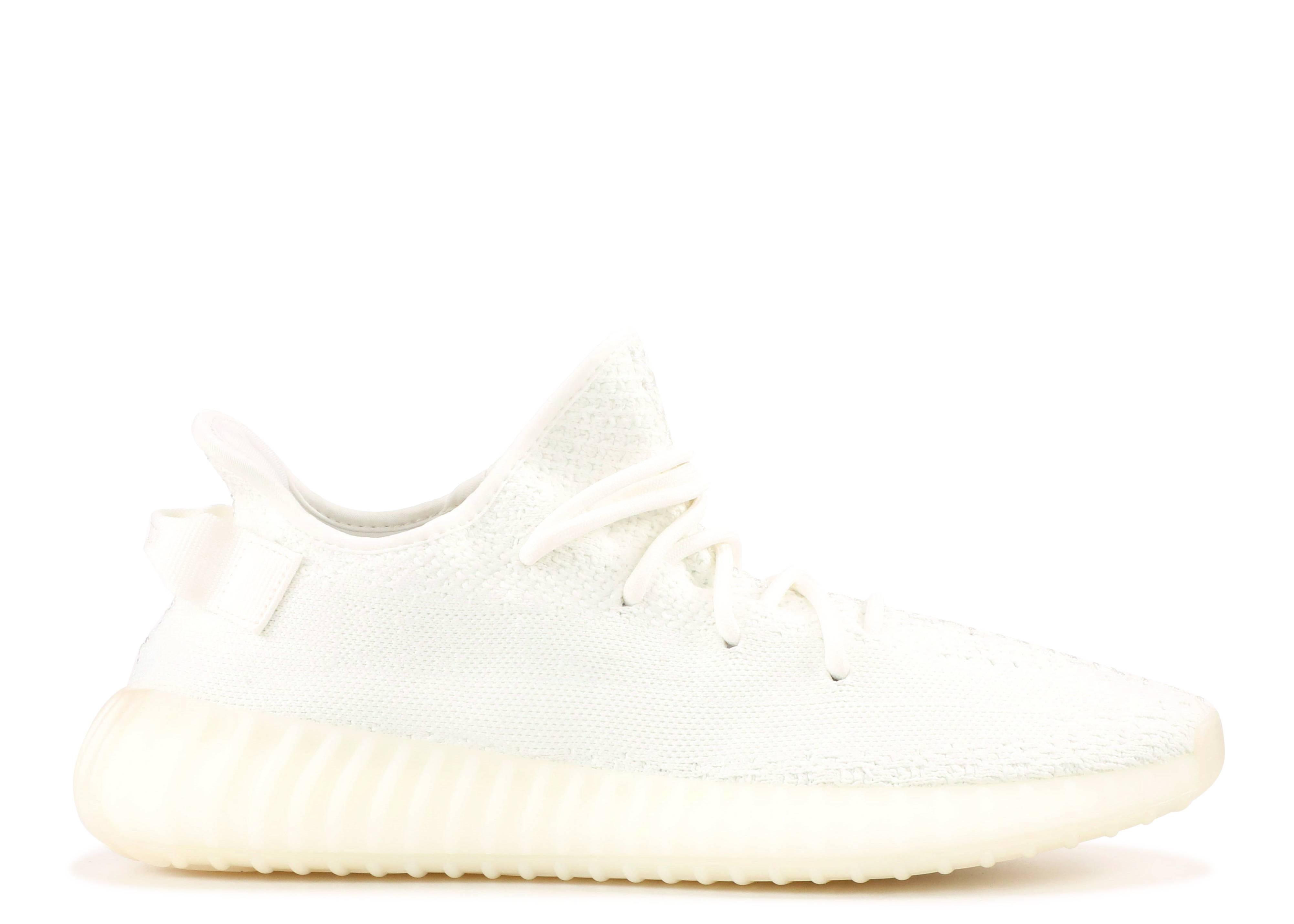 b5f5597d025 Yeezy Boost 350 V2  Cream White   Triple White