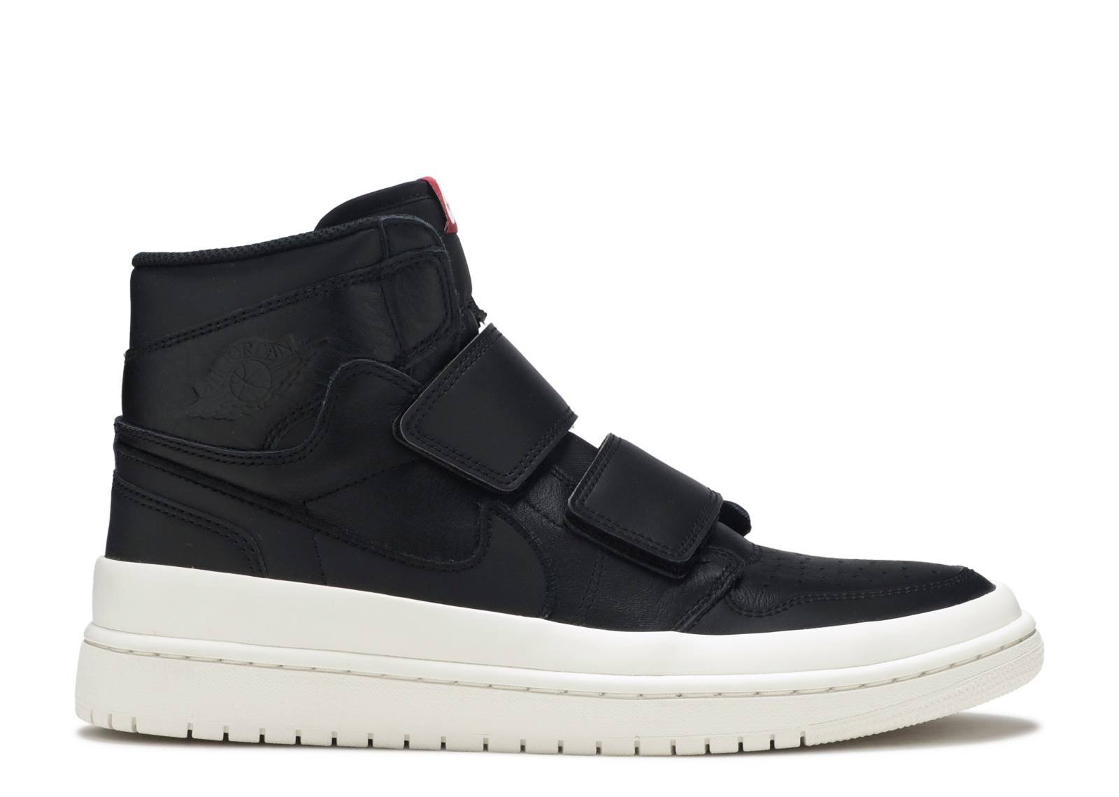 "Air Jordan 1 Retro High Double Strap ""Black"""