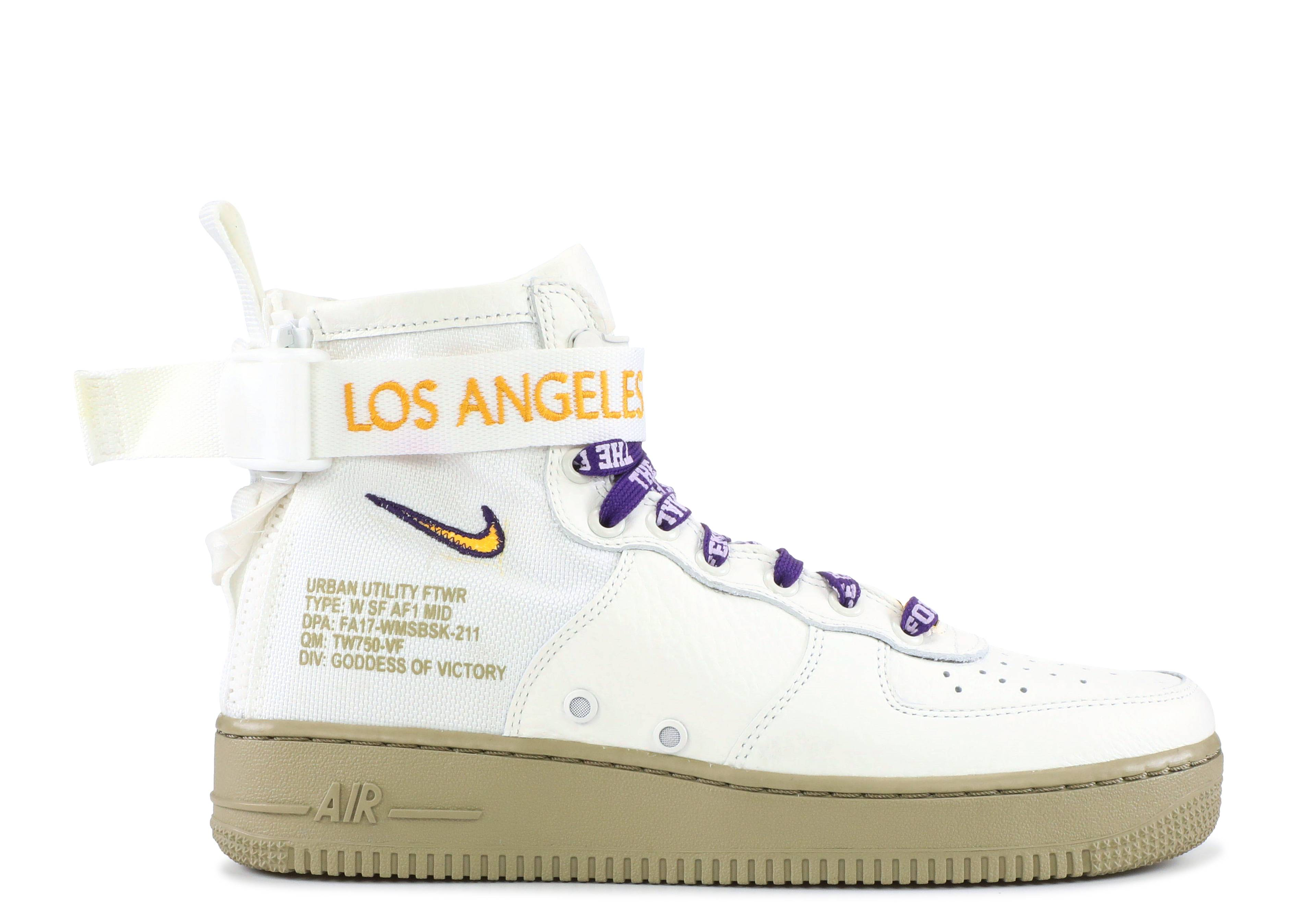 "Wmns SF Air Force 1 mid ""Los Angeles"""