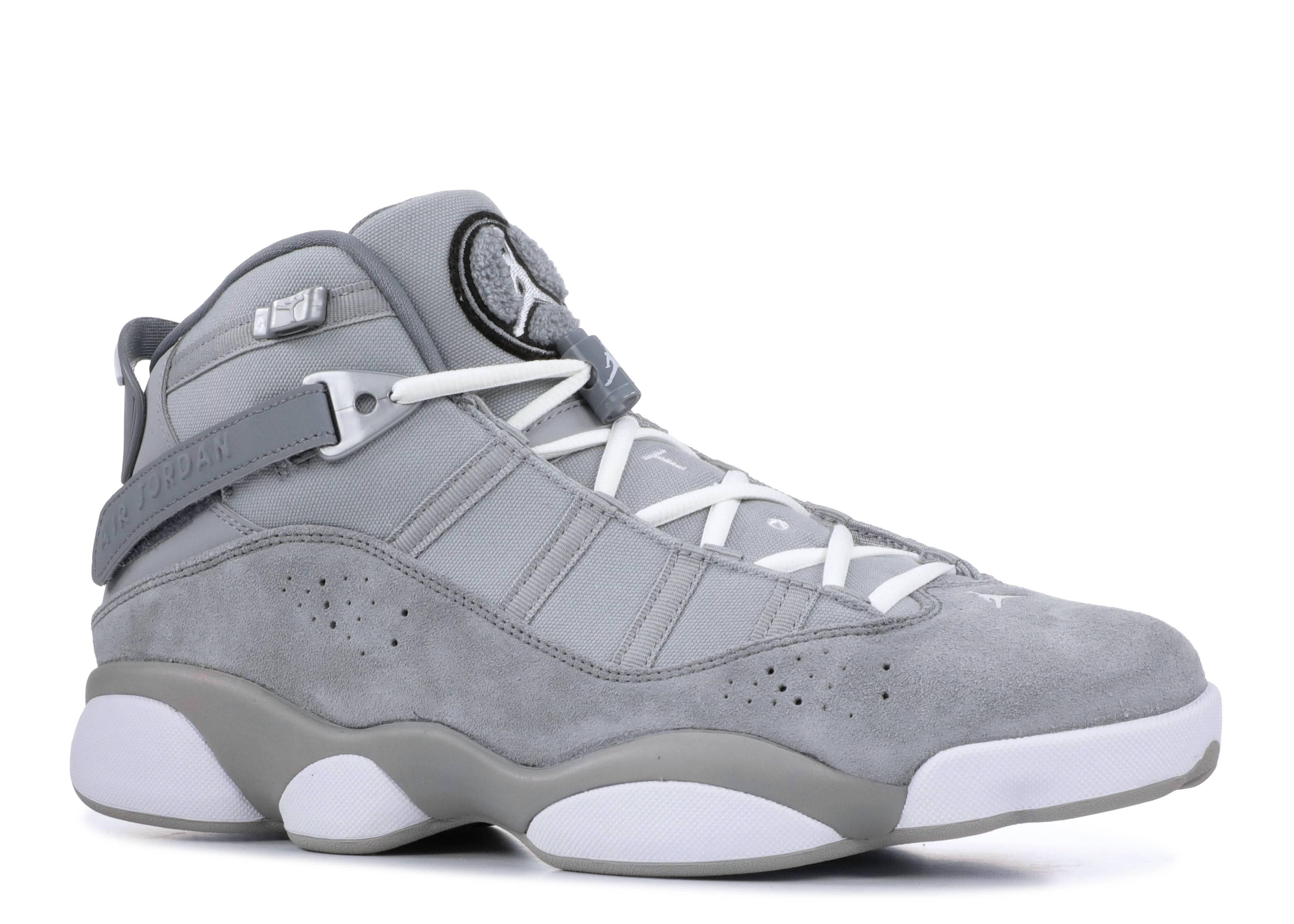 size 40 a38bf 2da2a Jordan 6 Rings
