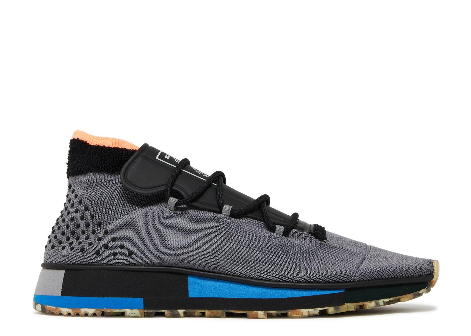hot sale online 26c4a 215ec Aw Run Mid - Adidas - ac6844 - stcrag/core black/ glow ...
