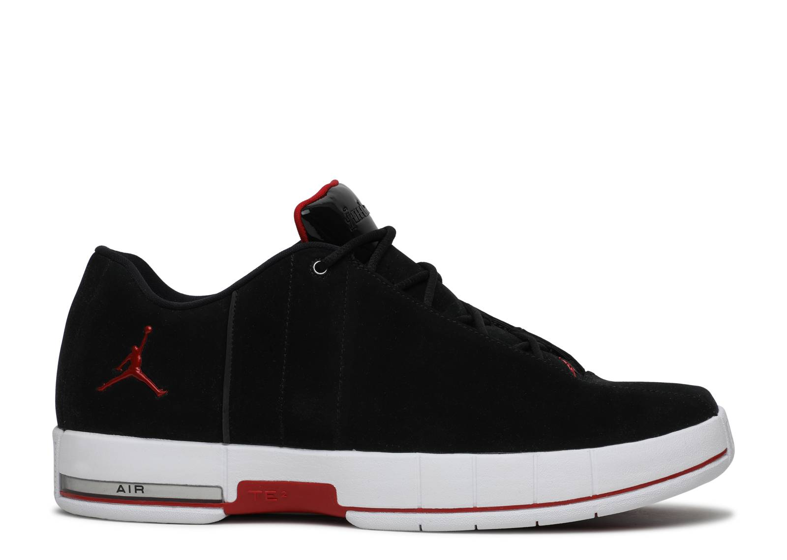 "Jordan TE 2 Low ""Black"""