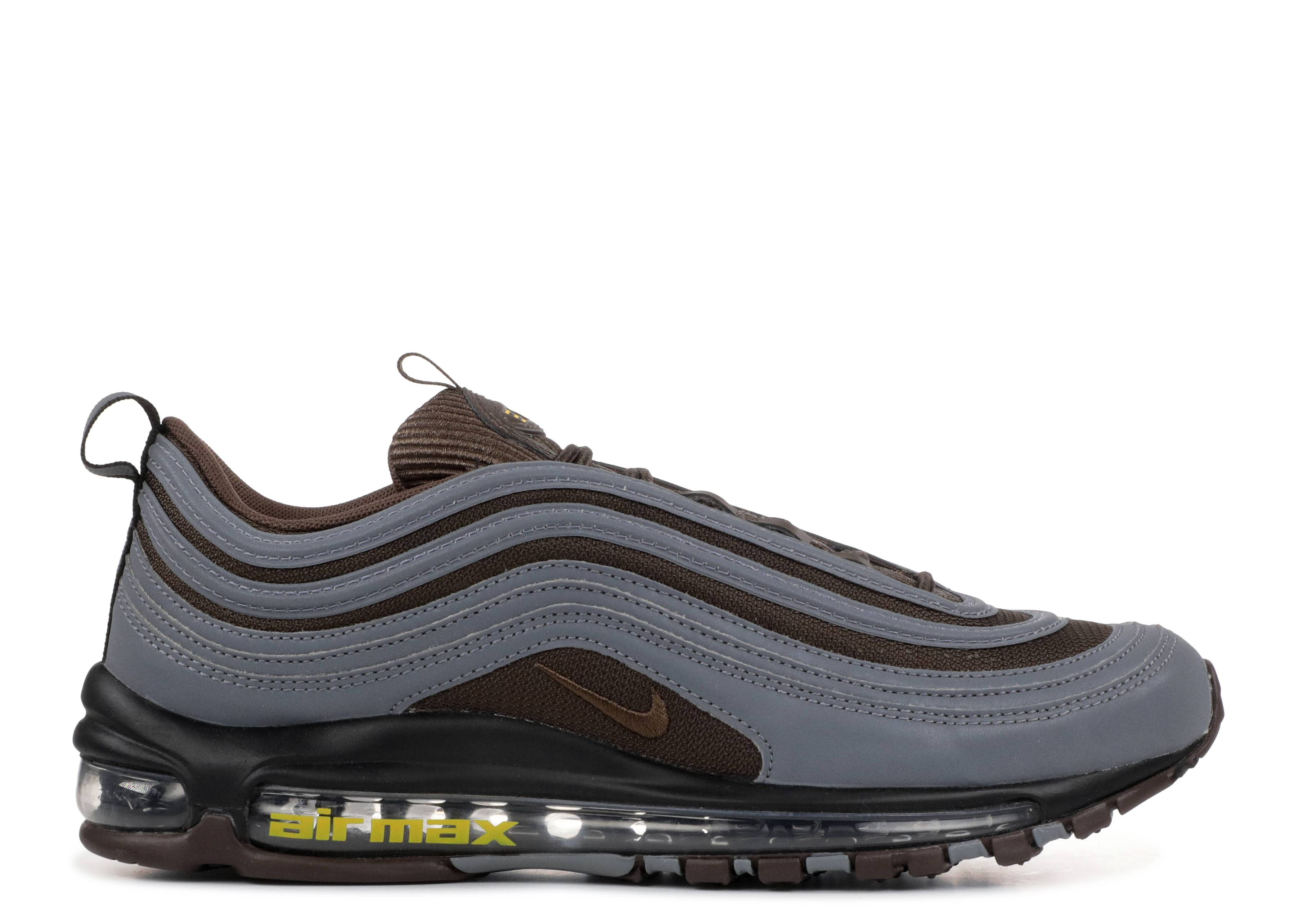 "nike air max 97 premium ""Baroque Brown"""