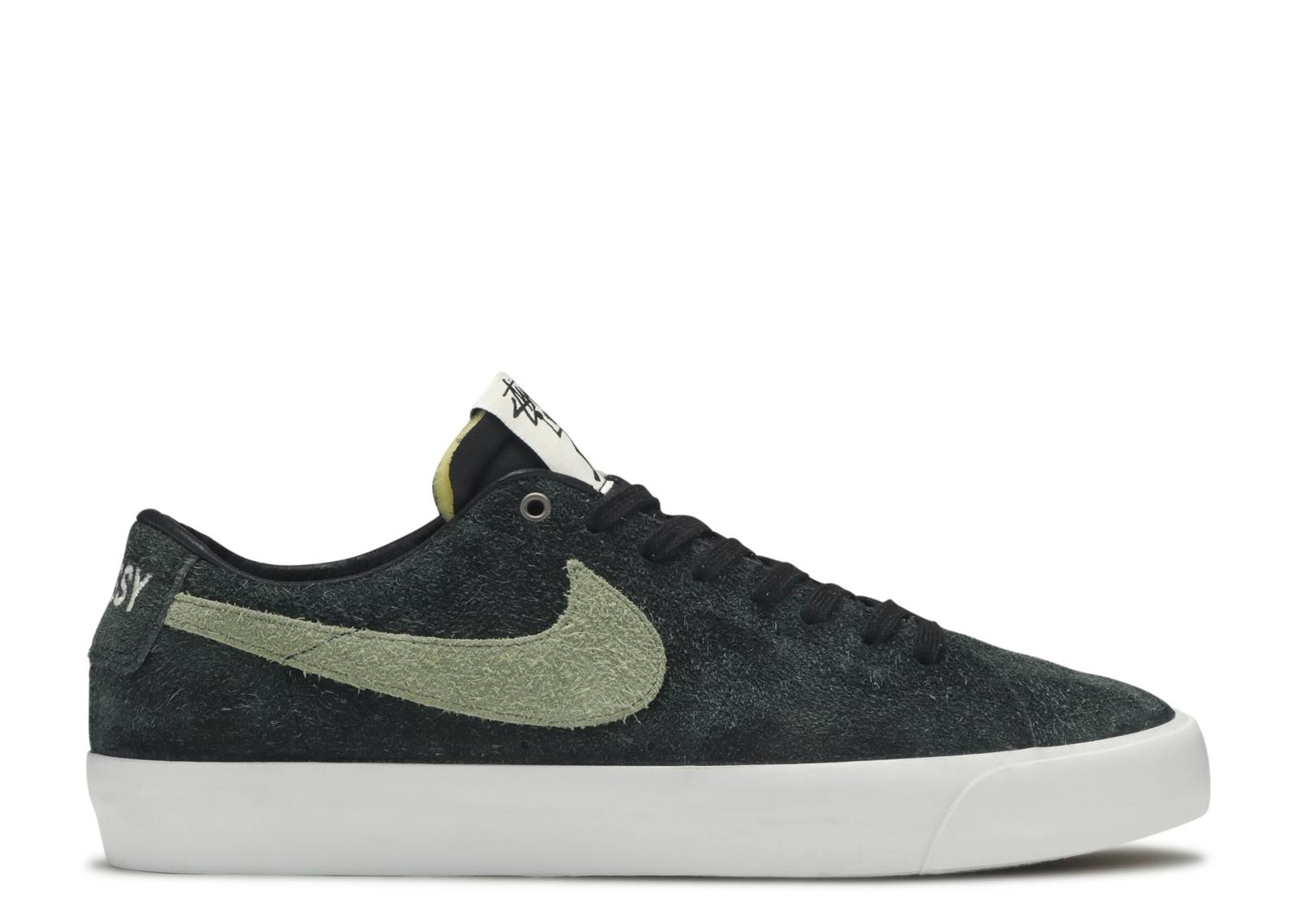 "nike sb zoom blazer low qs ""Palm Green"""