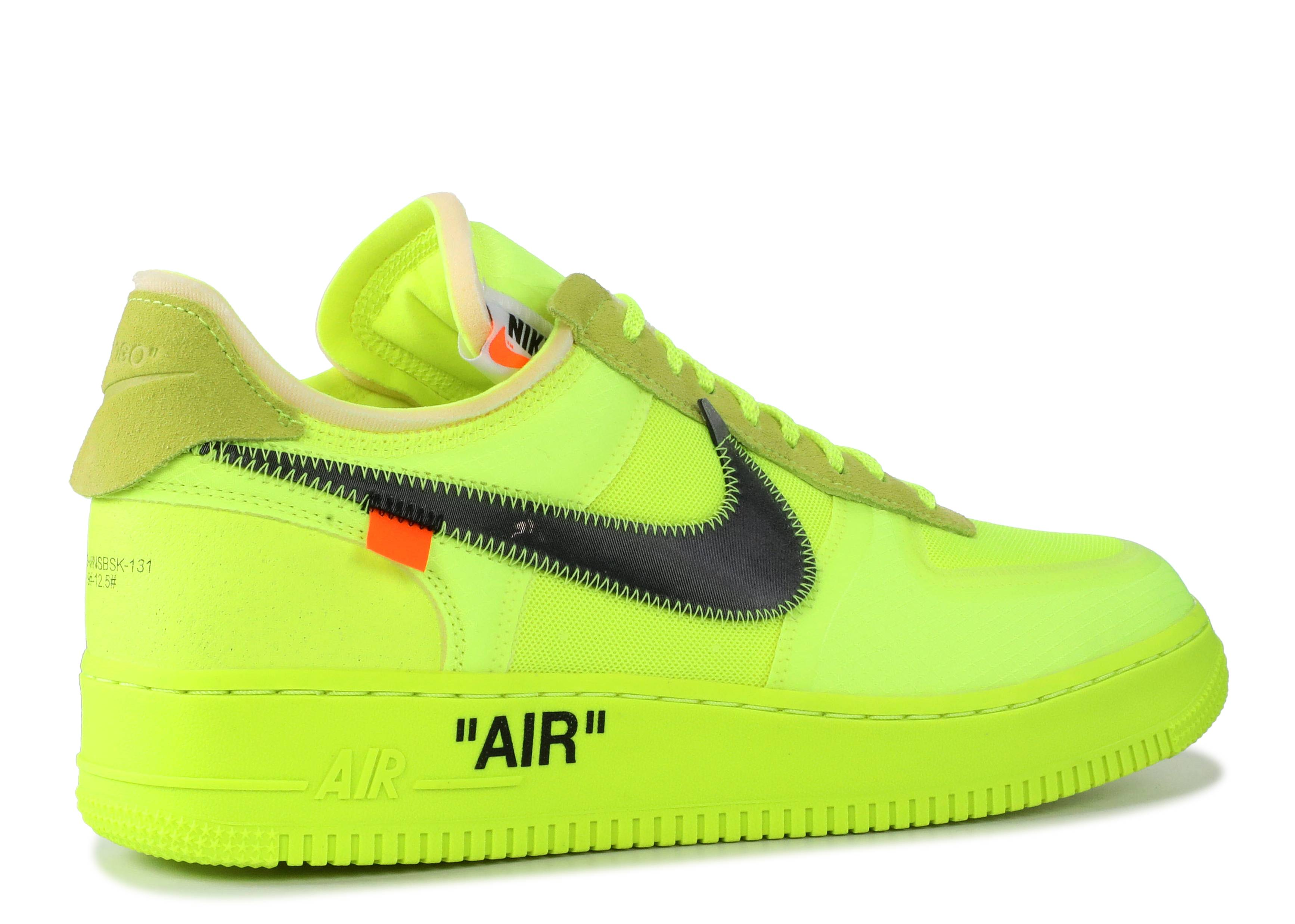 the 10: nike air force 1 low