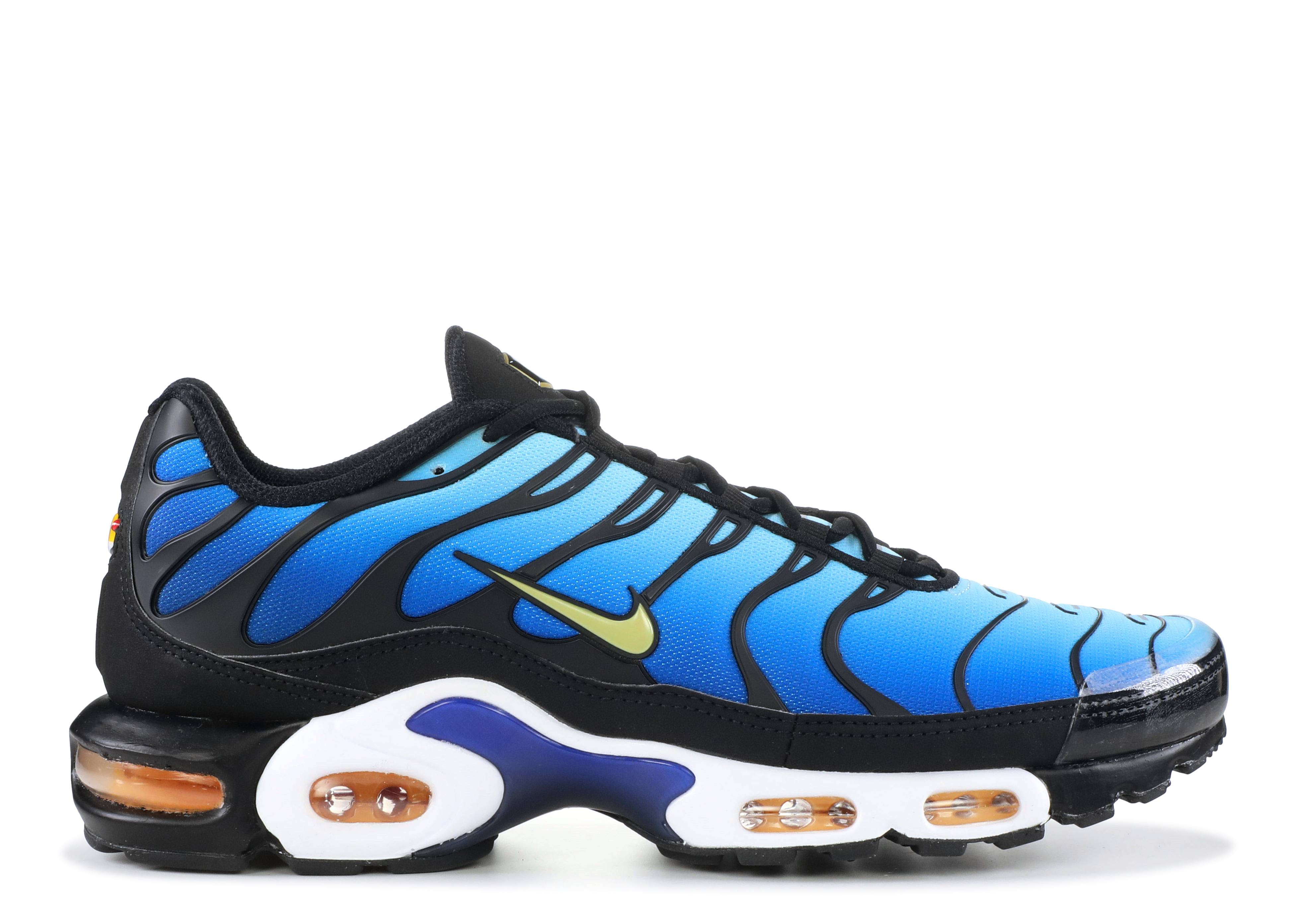 "air max plus ""hyper blue"""