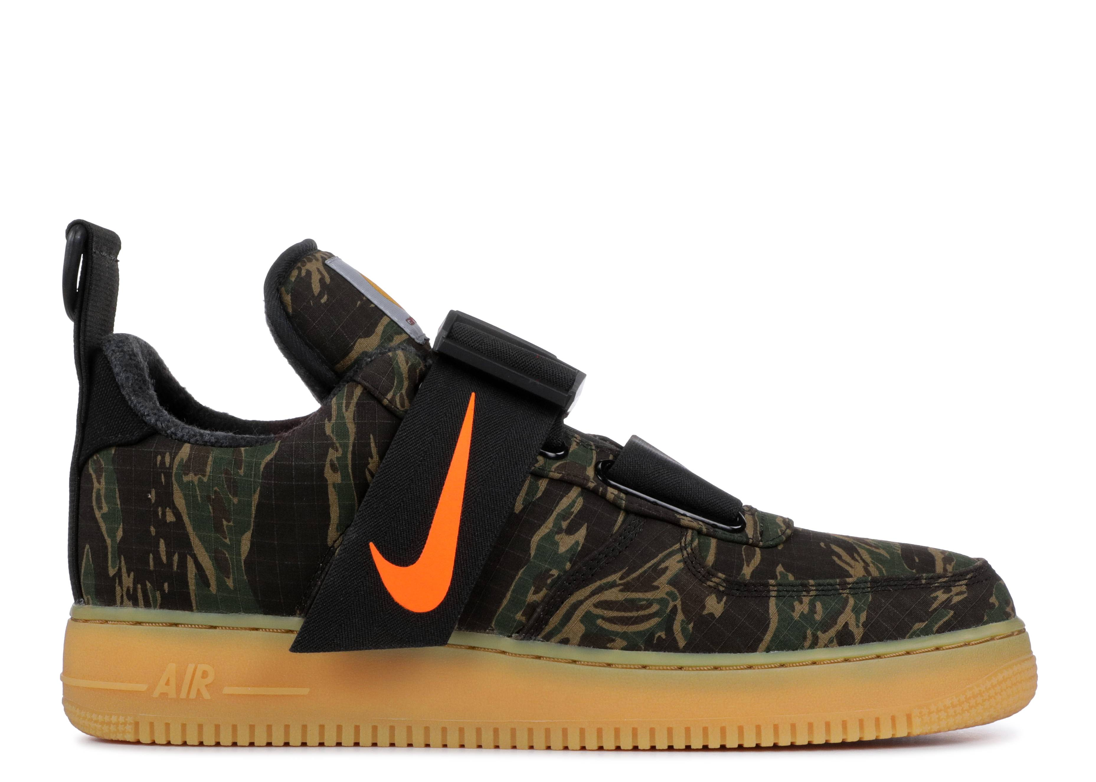 nike air force 1 low utility carhartt wip camo