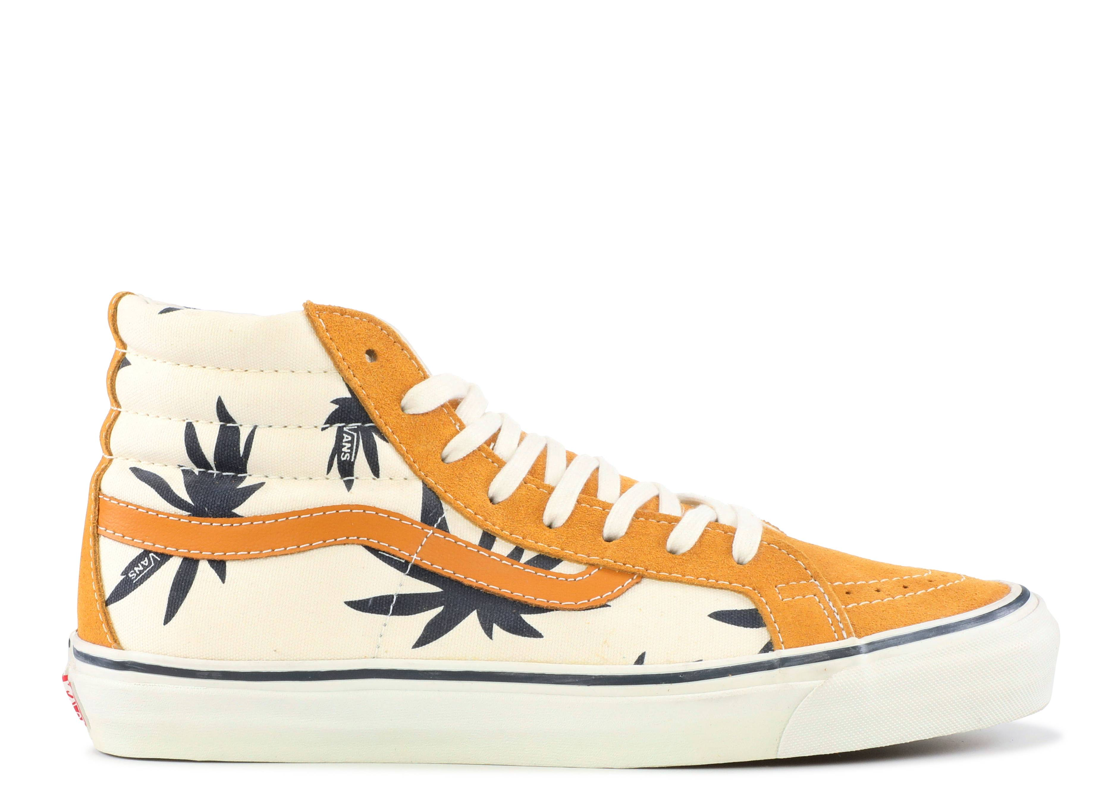 """Vans Sk8 Hi """"Palm Leaf"""""""