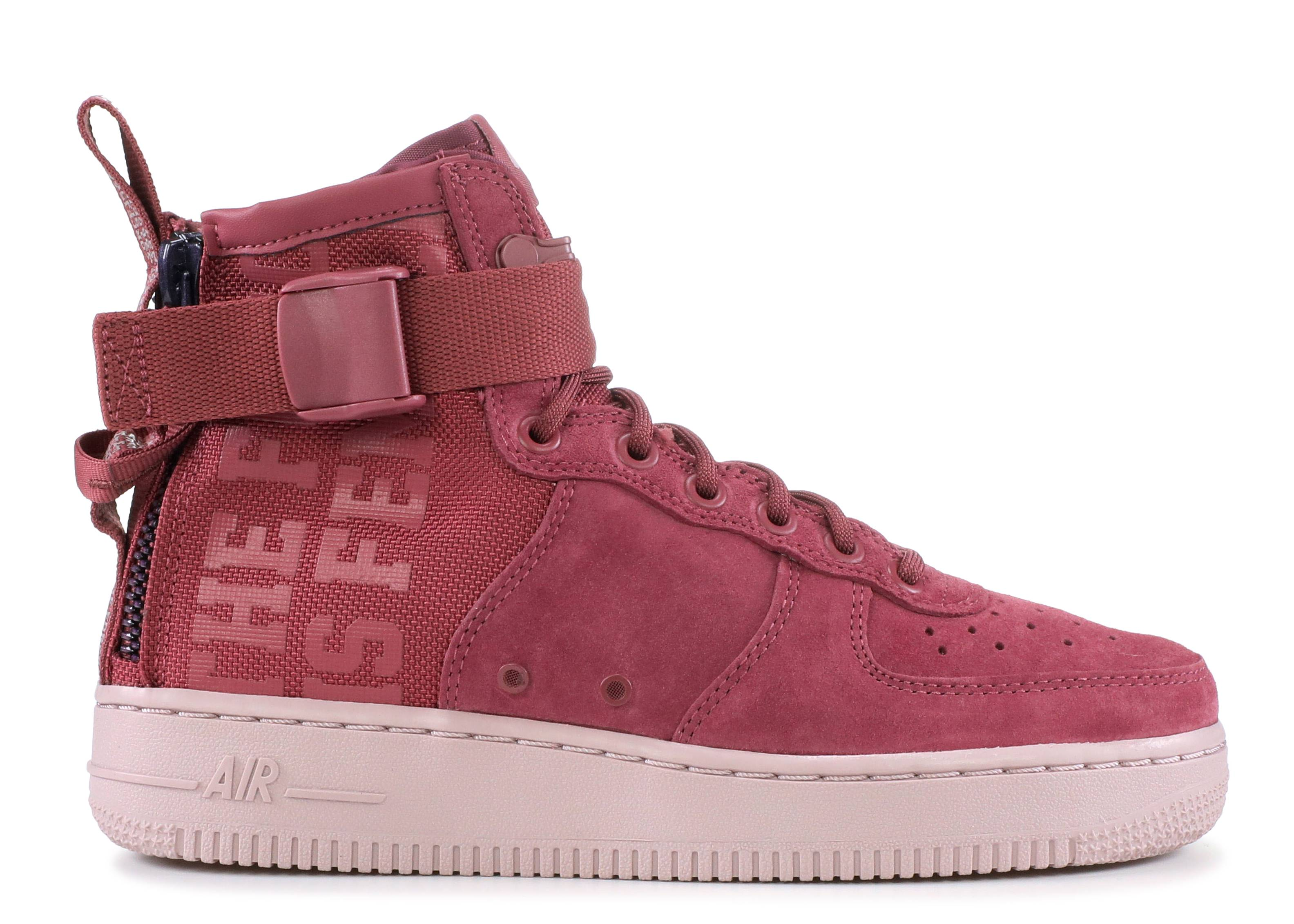 "Womens Air Force 1 Mid ""The Force Is Female"""