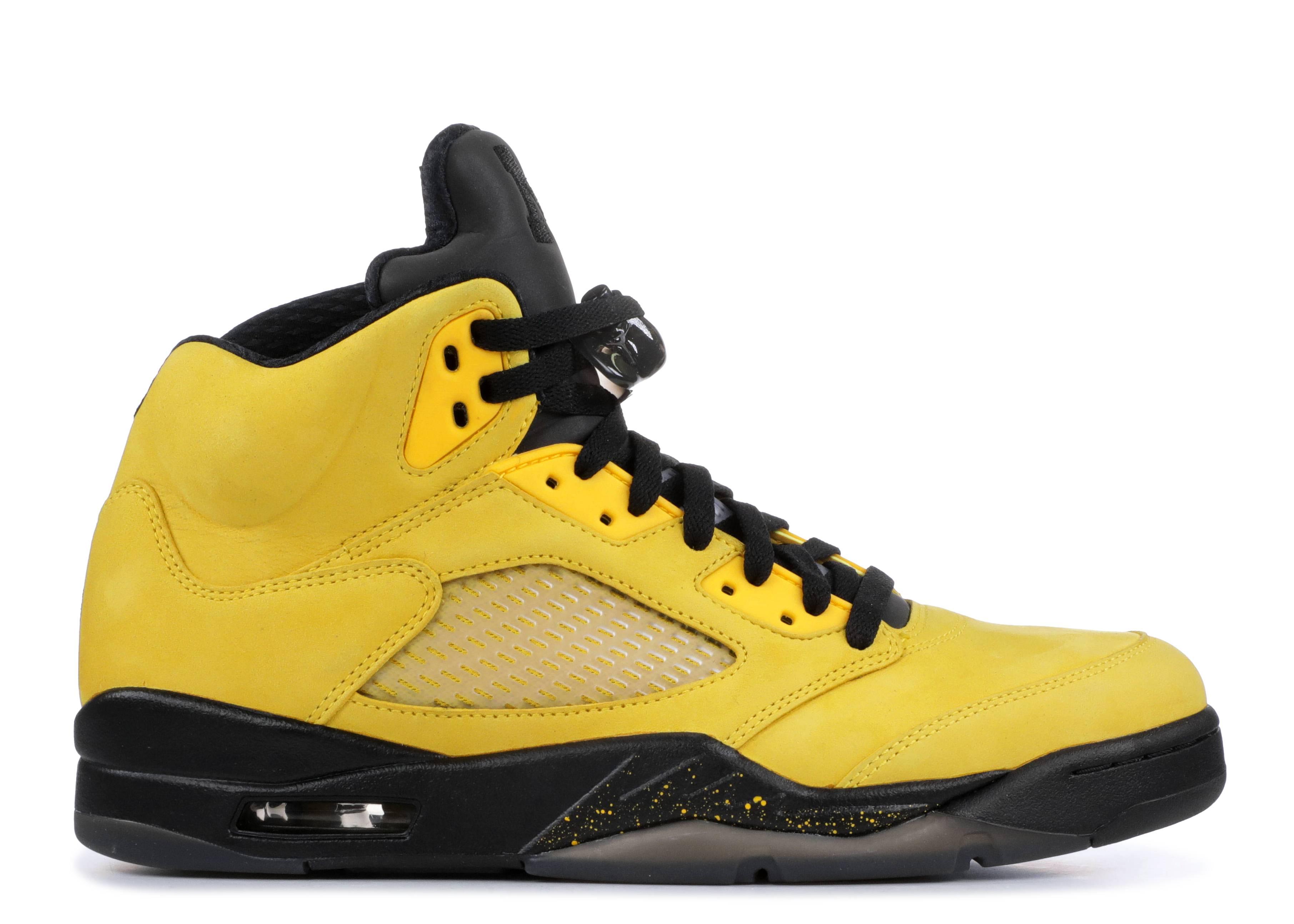 """Air Jordan 5 retro PE """"Fab 5"""""""