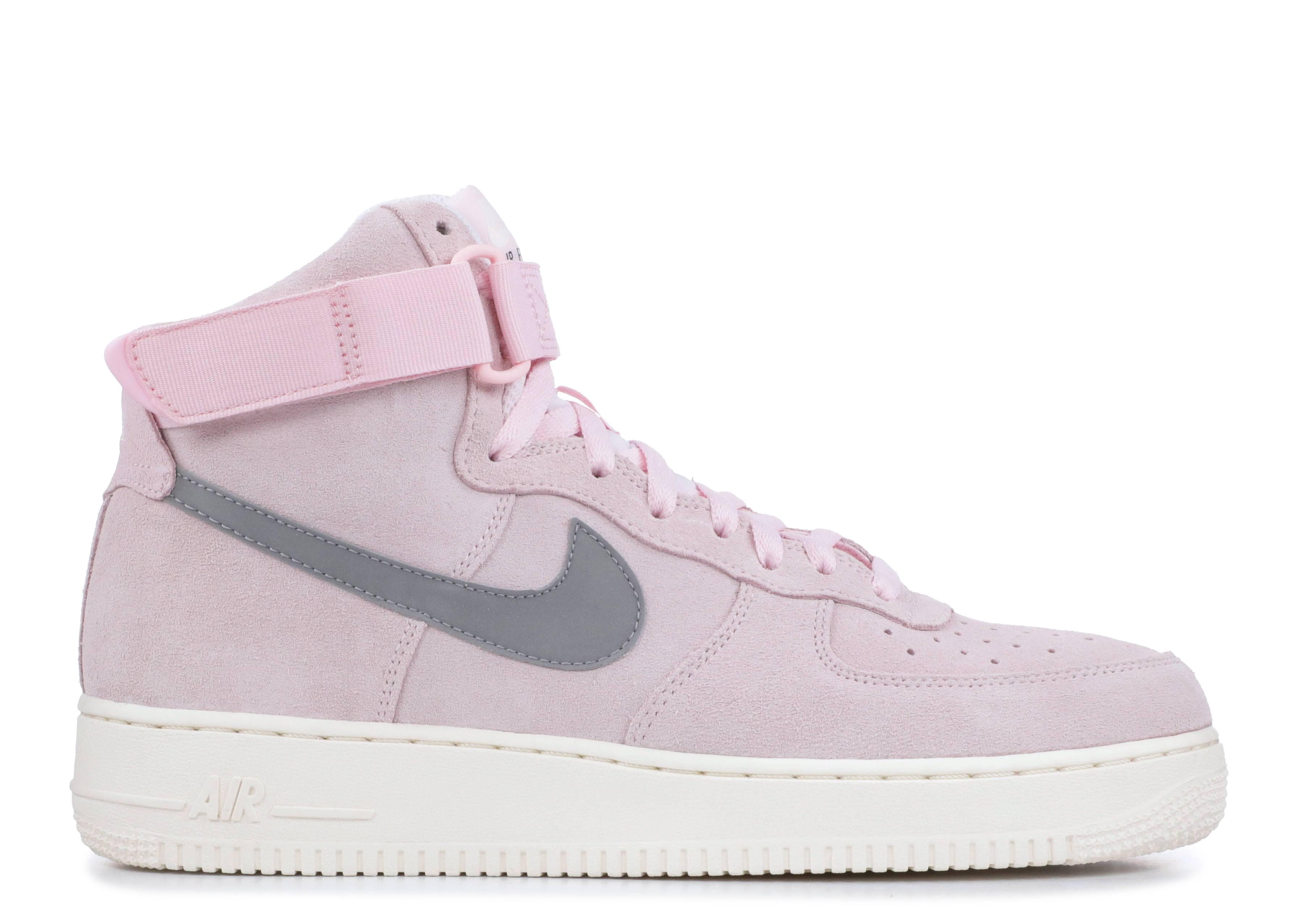 Nike Air Force 1 High '07 Sneakers In Purple 315121 500