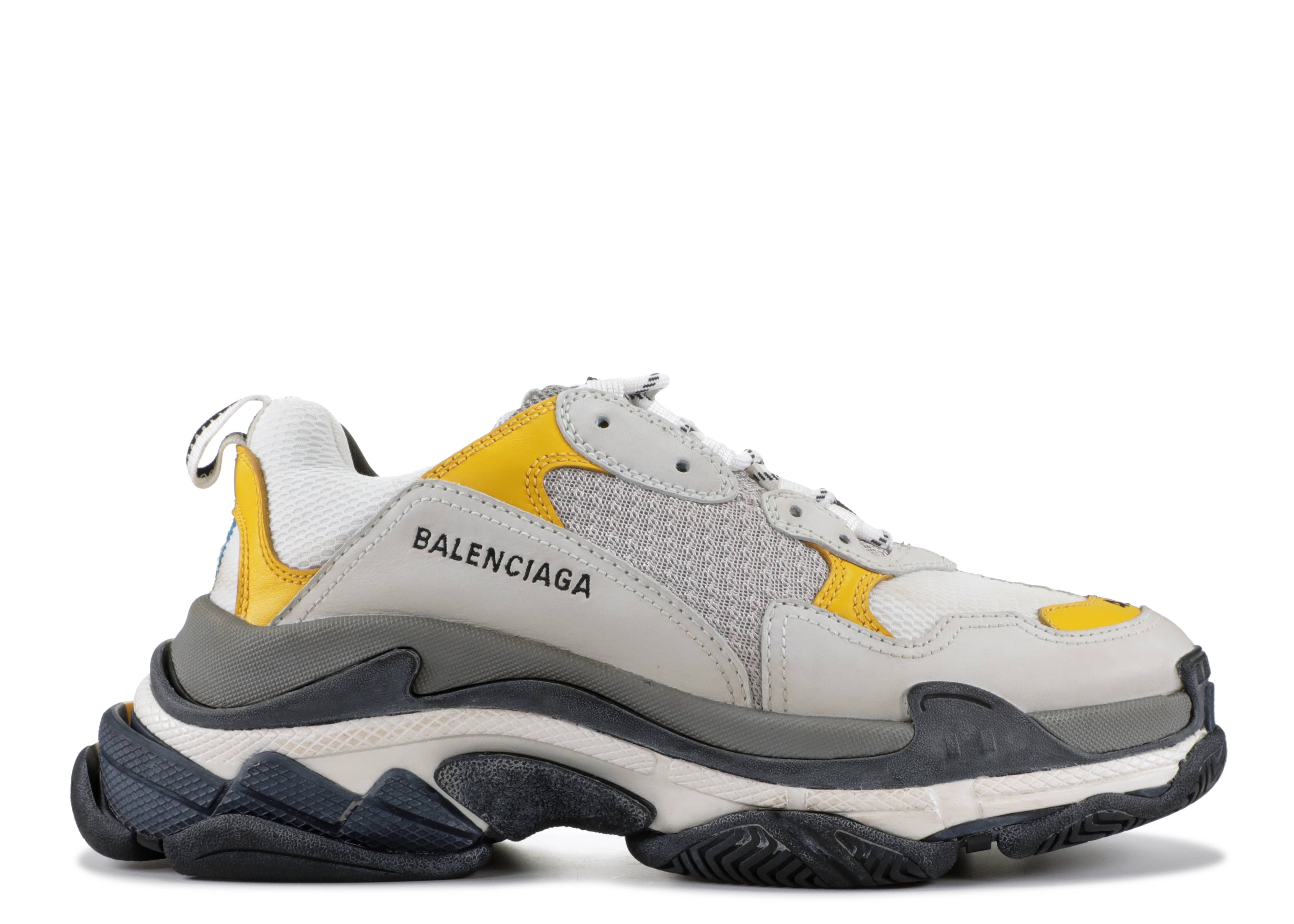 "balenciaga ""triple s split"""