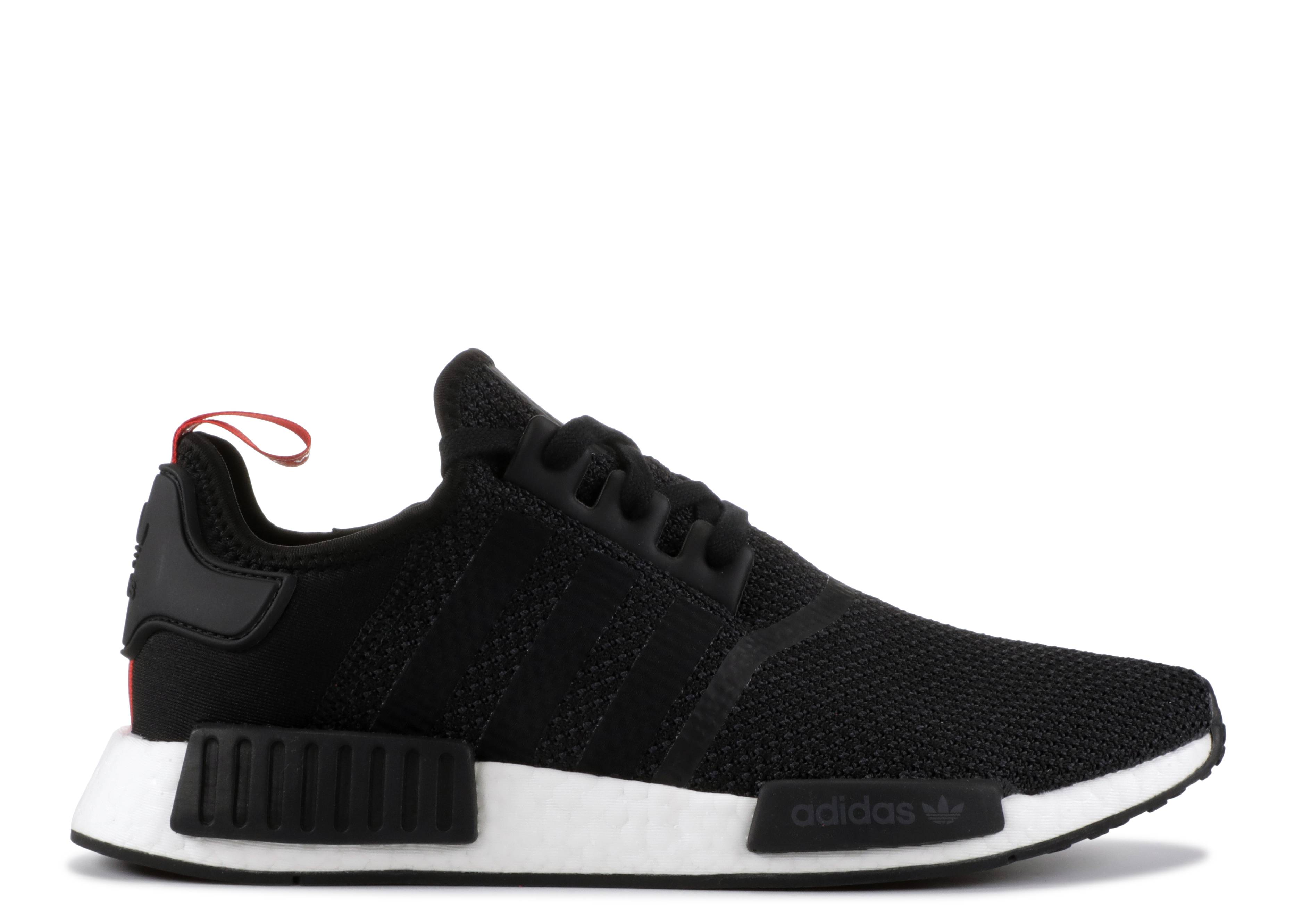 well known newest authentic quality NMD_R1 'Black Olive'