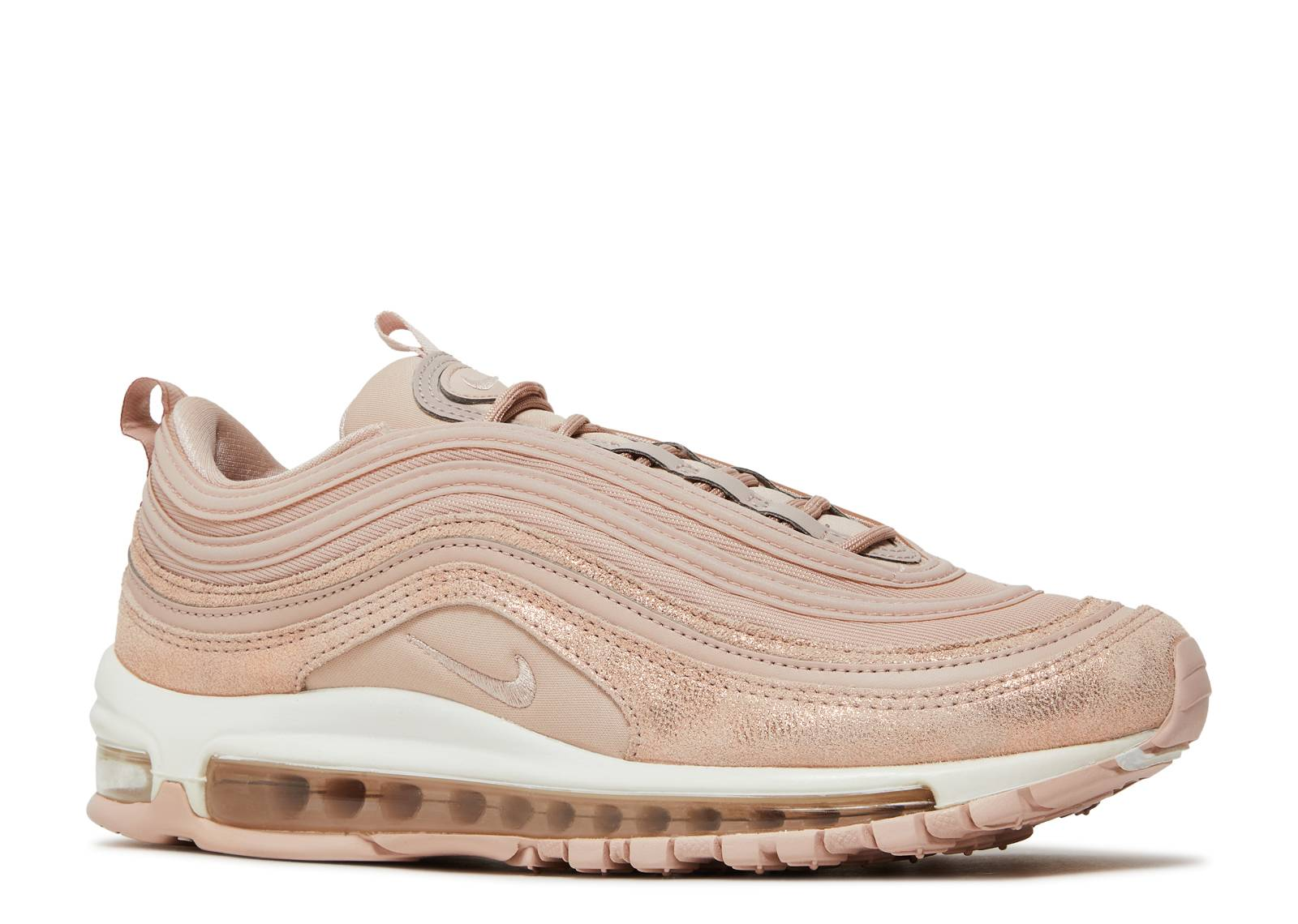 Nike Air Max 97 SE Womens Shoes Particle Beige Rose Gold AV8198 200 Size 7 9