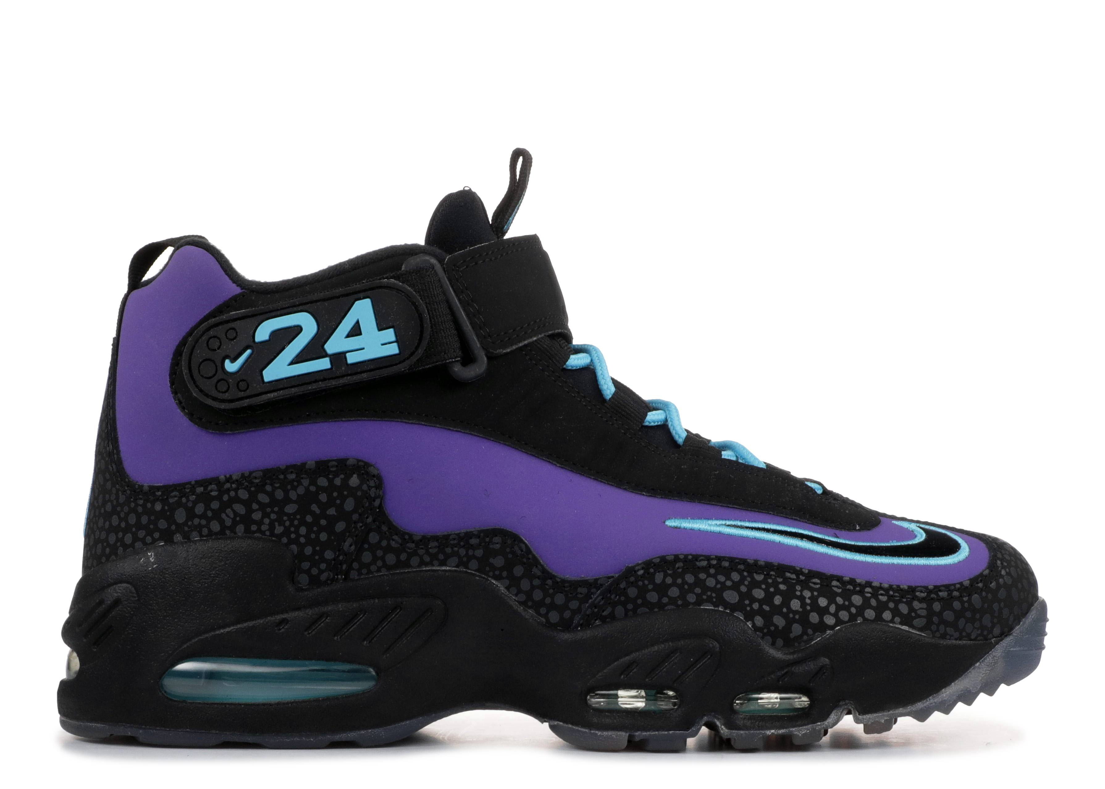 "air griffey max 1 ""Purple Venom"""