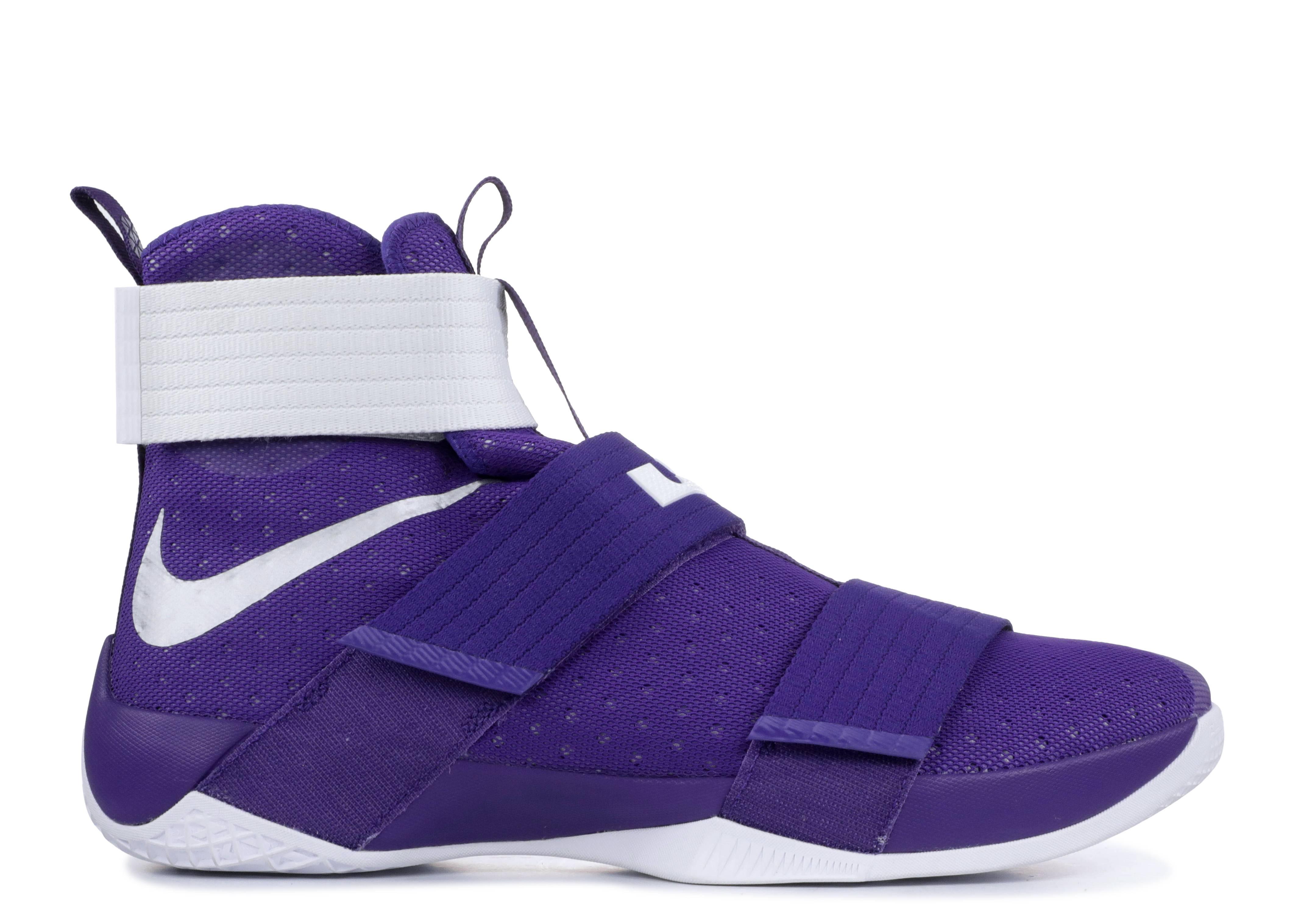 lebron soldier 10 tb 'purple'