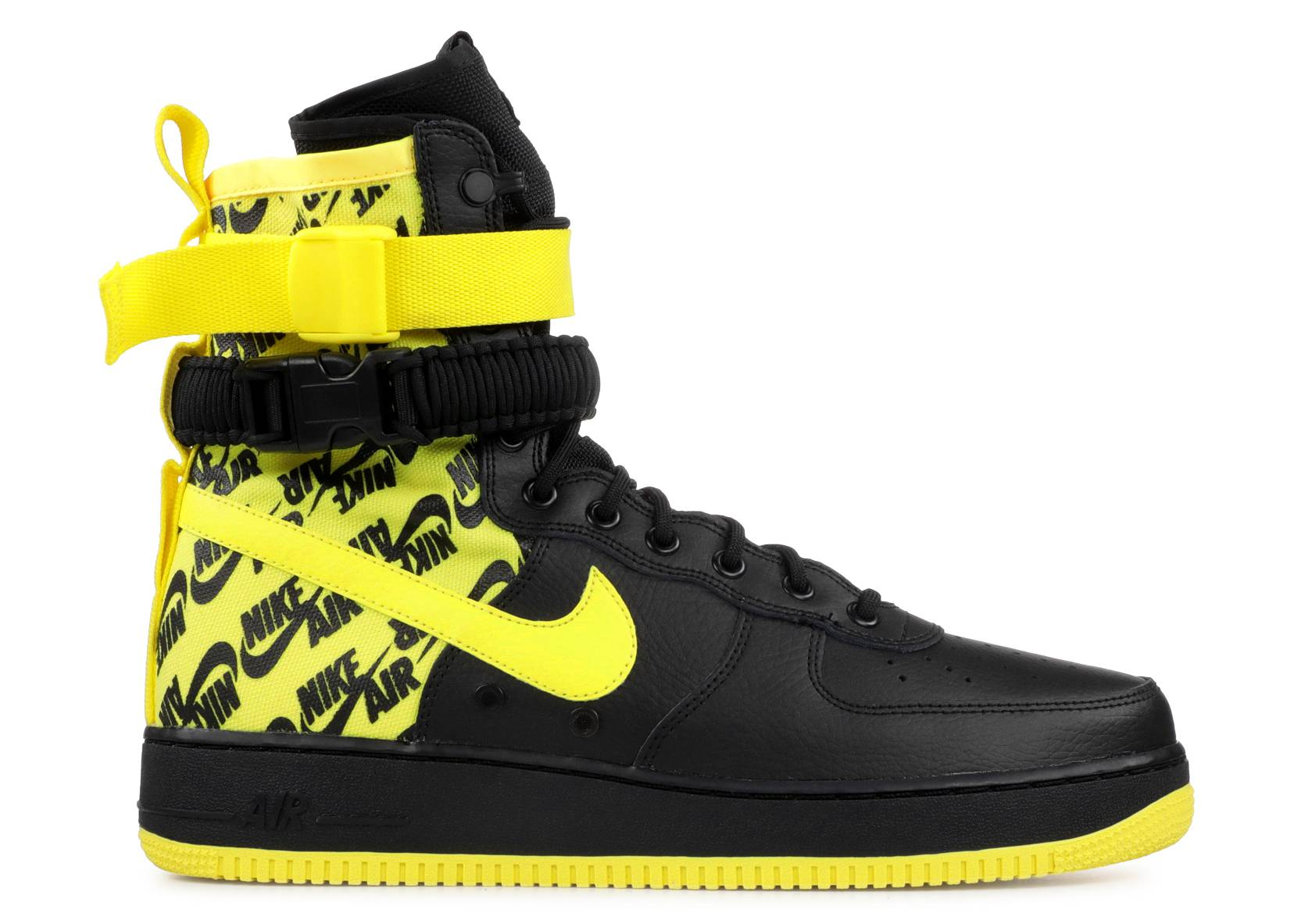 "sf air force 1 ""dynamic yellow"""