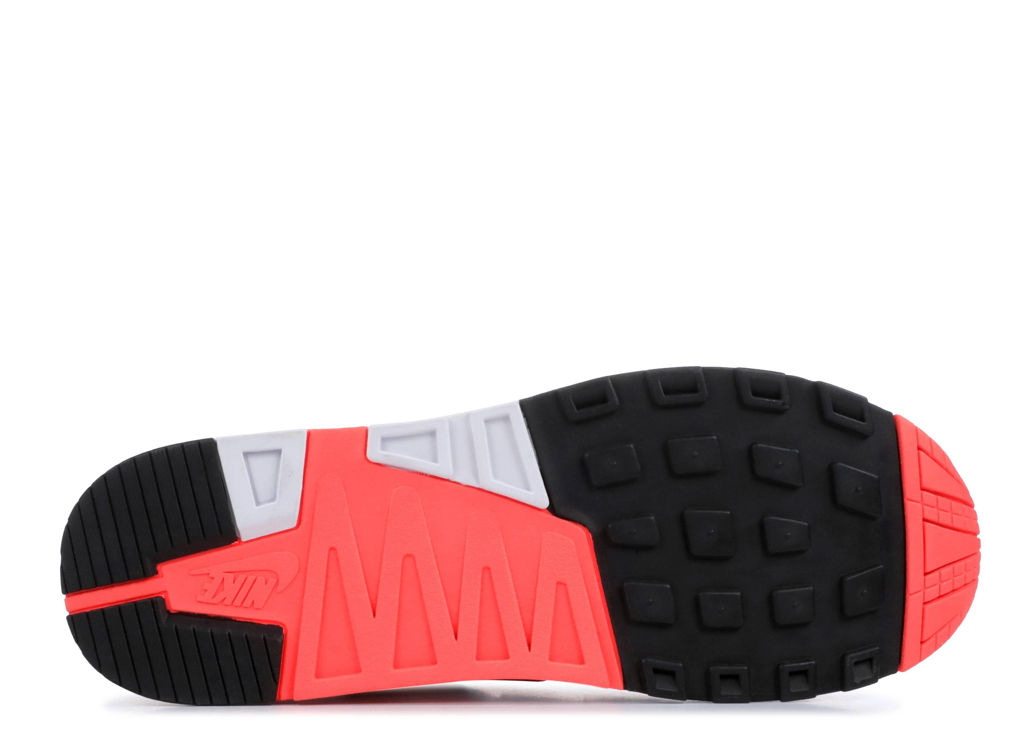 833a18f28e1e Nike Air Stab - Nike - 312451 101 - white  black hot lava