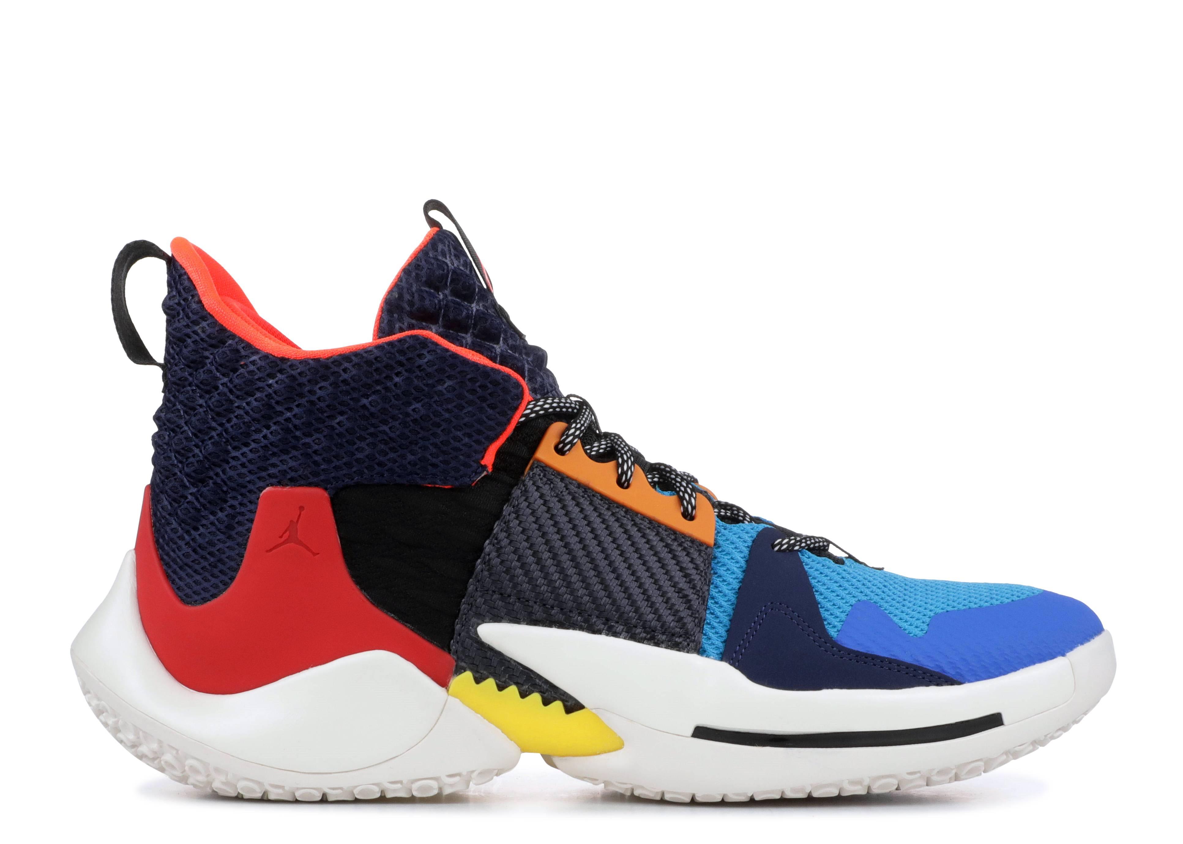 verkkosivusto alennus aitoja kenkiä erikoismyynti Jordan Why Not Zero.2