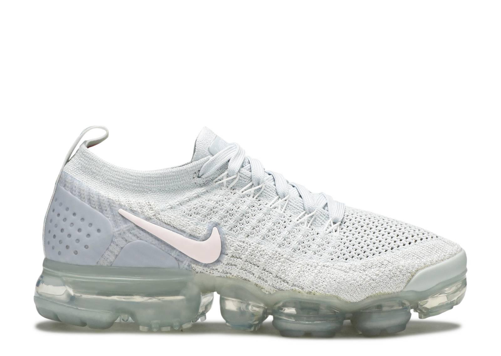 efda1fcb154fd W Nike Air Vapormax Flyknit 2 - Nike - 942843 011 - pure platinum/arctic  pink | Flight Club