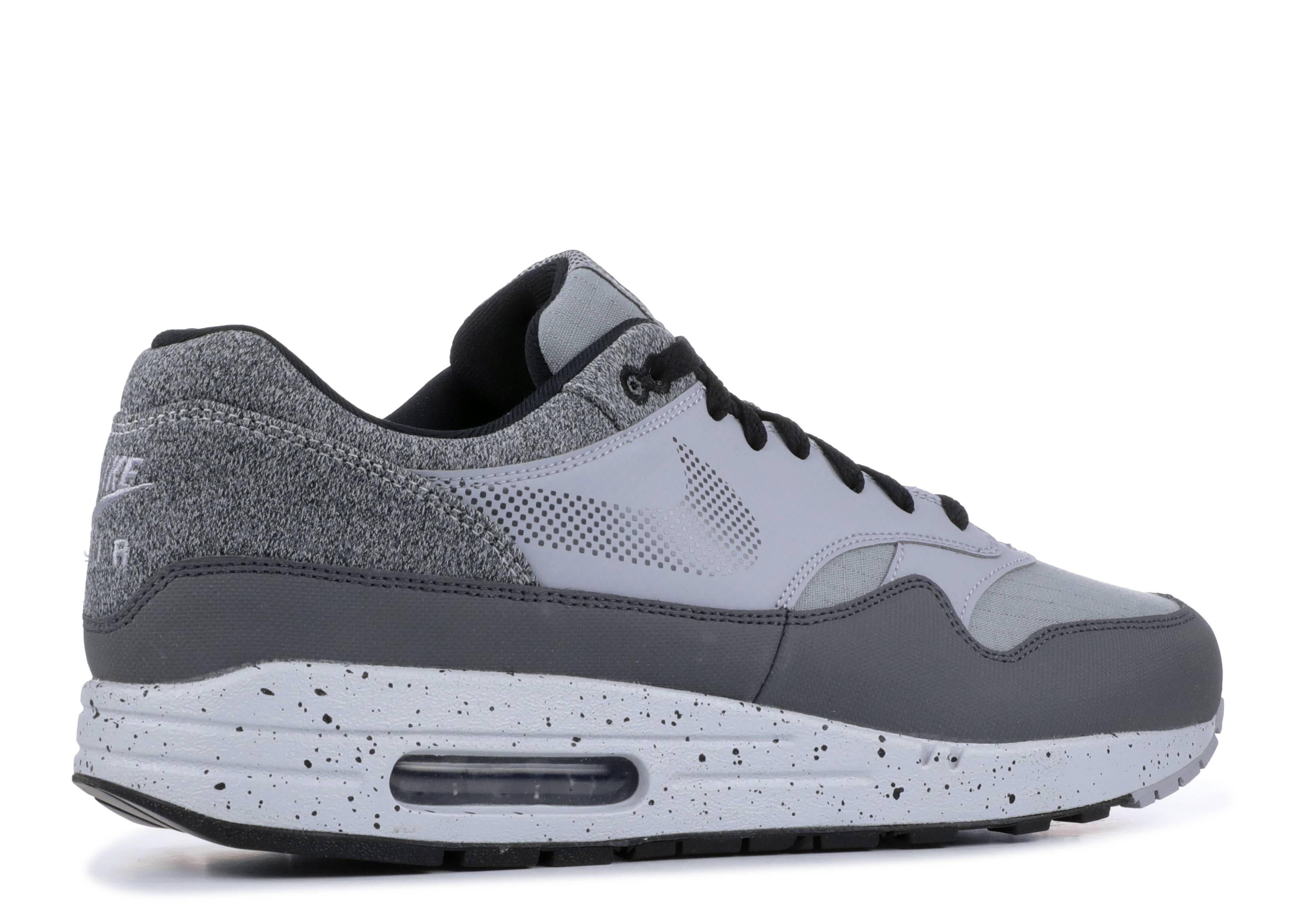 timeless design 9ba1f 7d803 Nike Air Max 1 Se - Nike - ao1021 002 - wolf grey   anthracite - dark grey    Flight Club