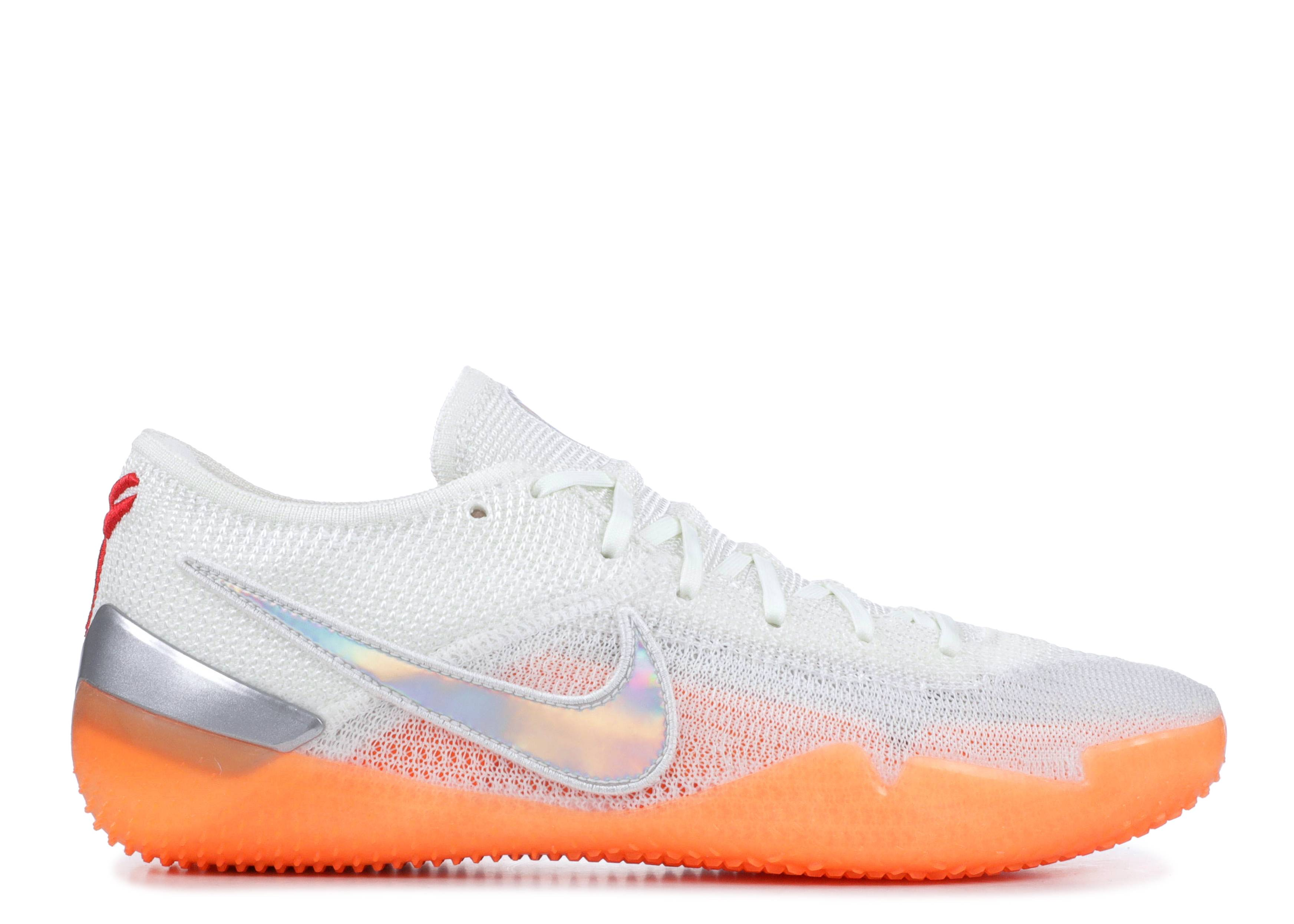 86d7a976adf Kobe Ad Nxt 360 - Nike - white/mutli-color-infrared 23 | Flight Club