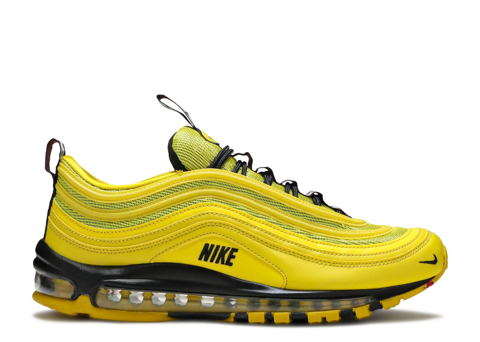 best sneakers b1b45 2e2f0 Nike Air Max 97 - Nike - av8368 700 - bright citron  black -black ...