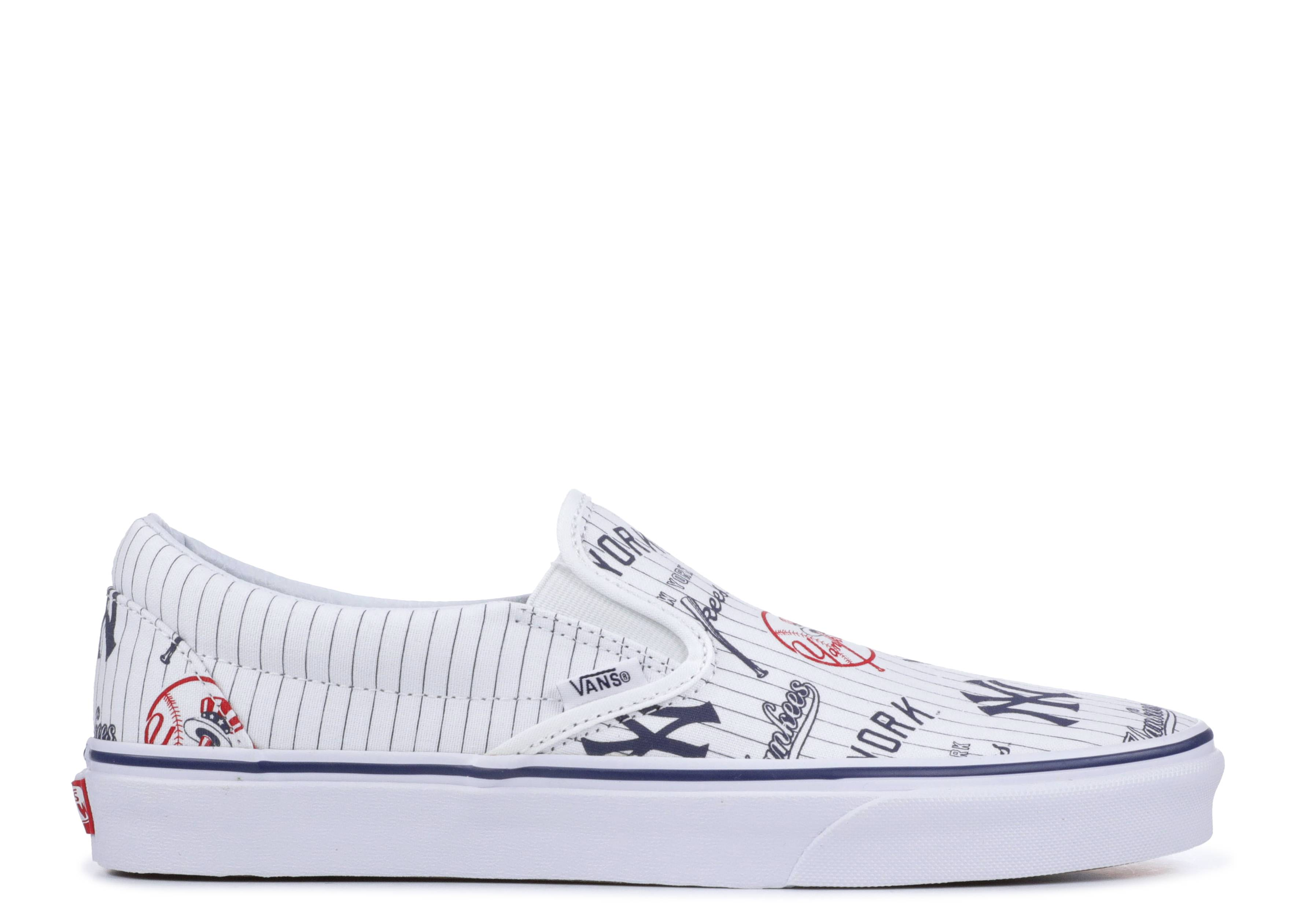 "MLB x Classic Slip-On  ""New York Yankees"""