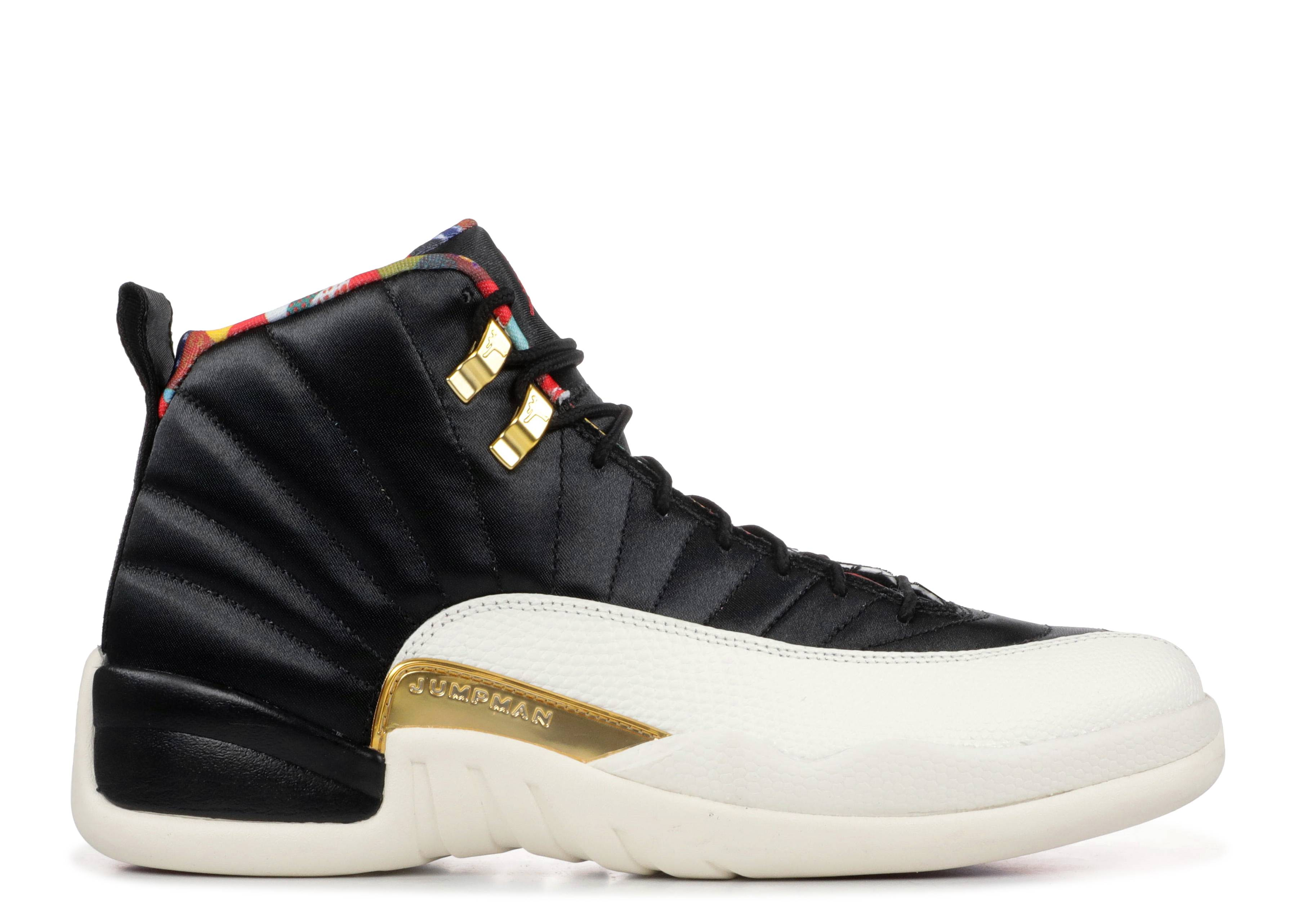 "air jordan 12 retro cny  ""chinese new year"""