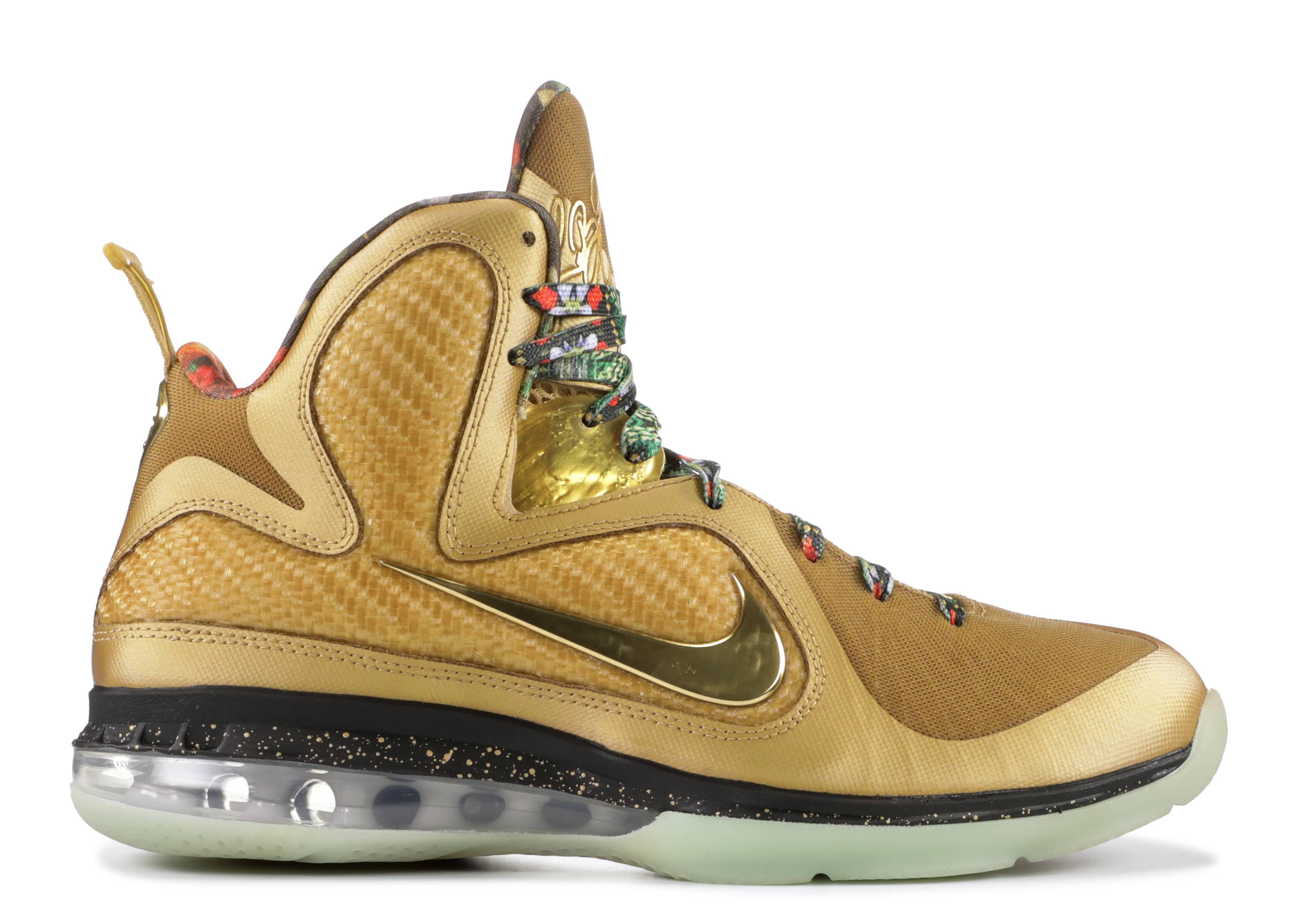 "Lebron 9 ""watch The Throne Sample"" - Nike - h011 mnbskt ..."