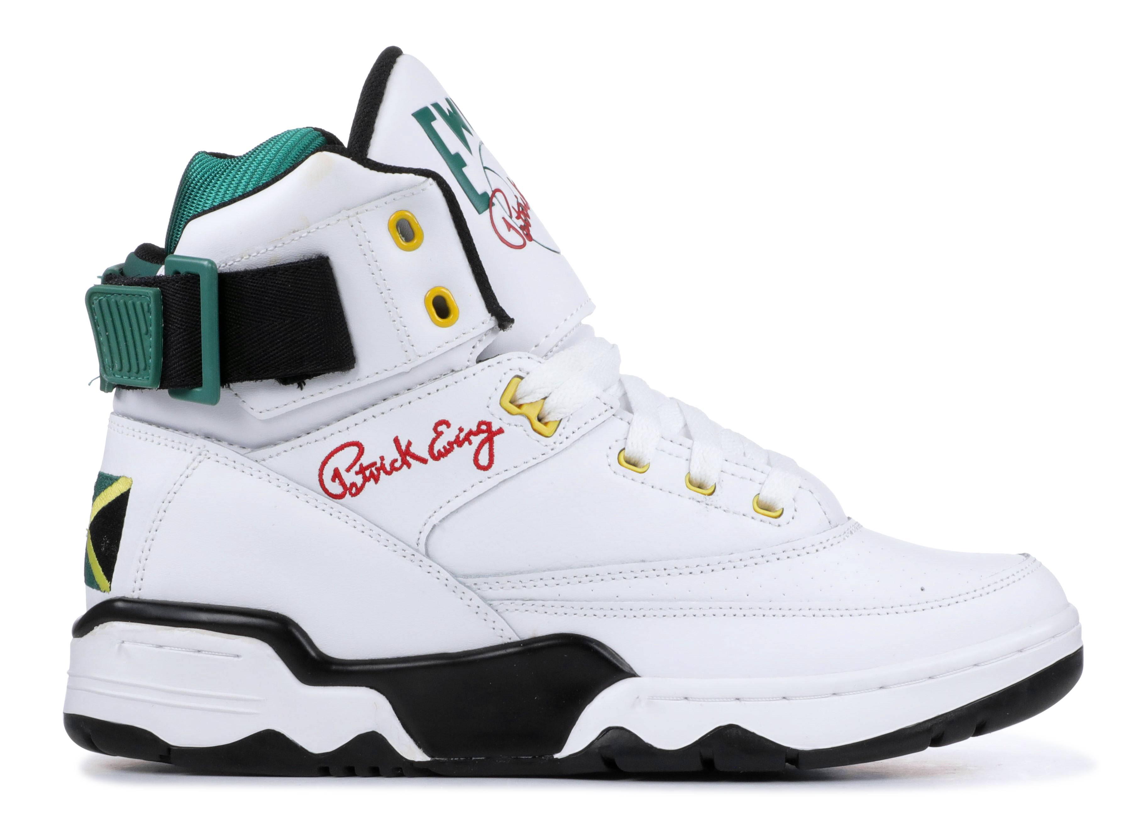 e268fc94913a Patrick Ewing Shoes - Men's 33 Hi & More High Tops | Flight Club