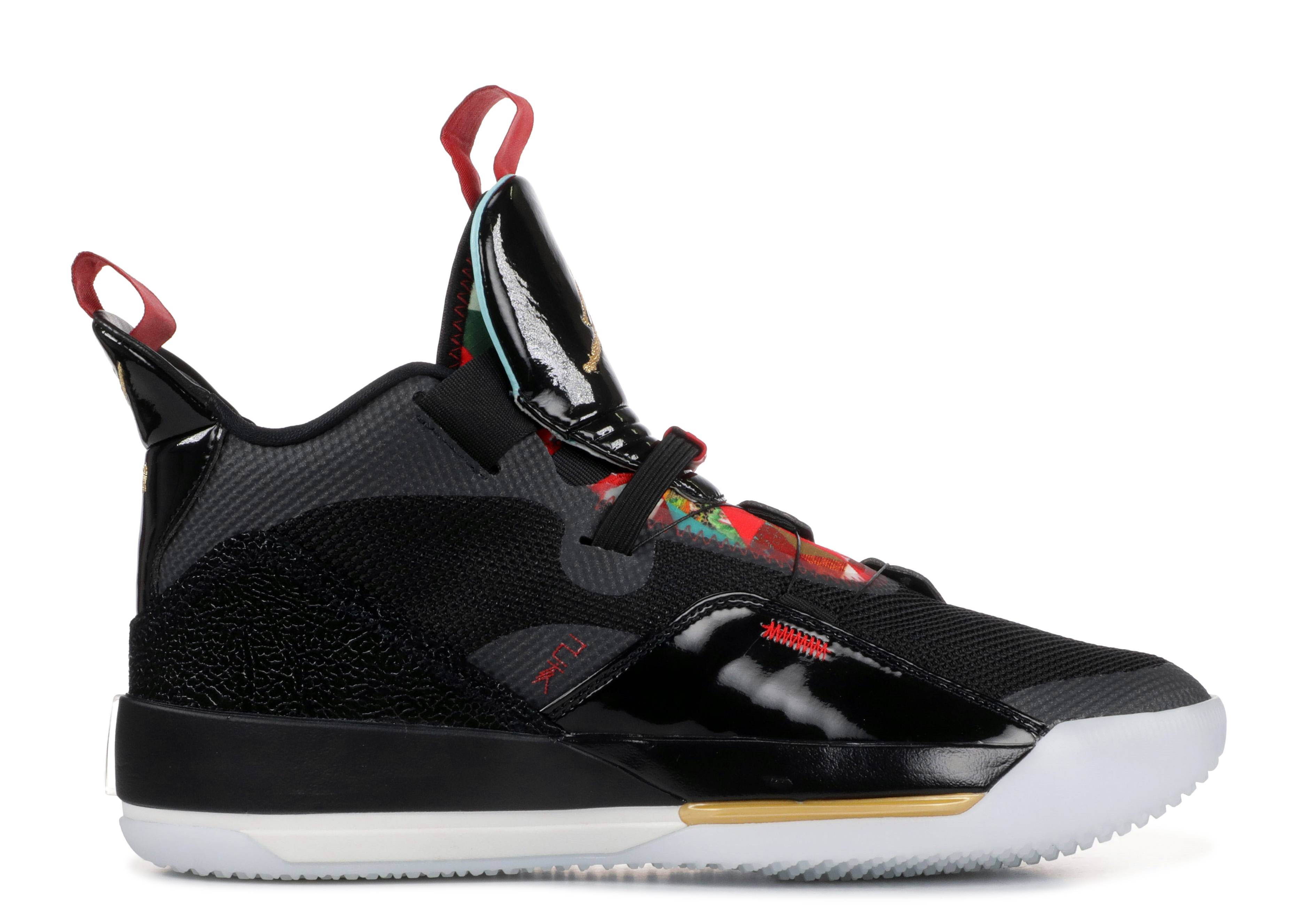 "air jordan xxxIII pf ""chinese new year """