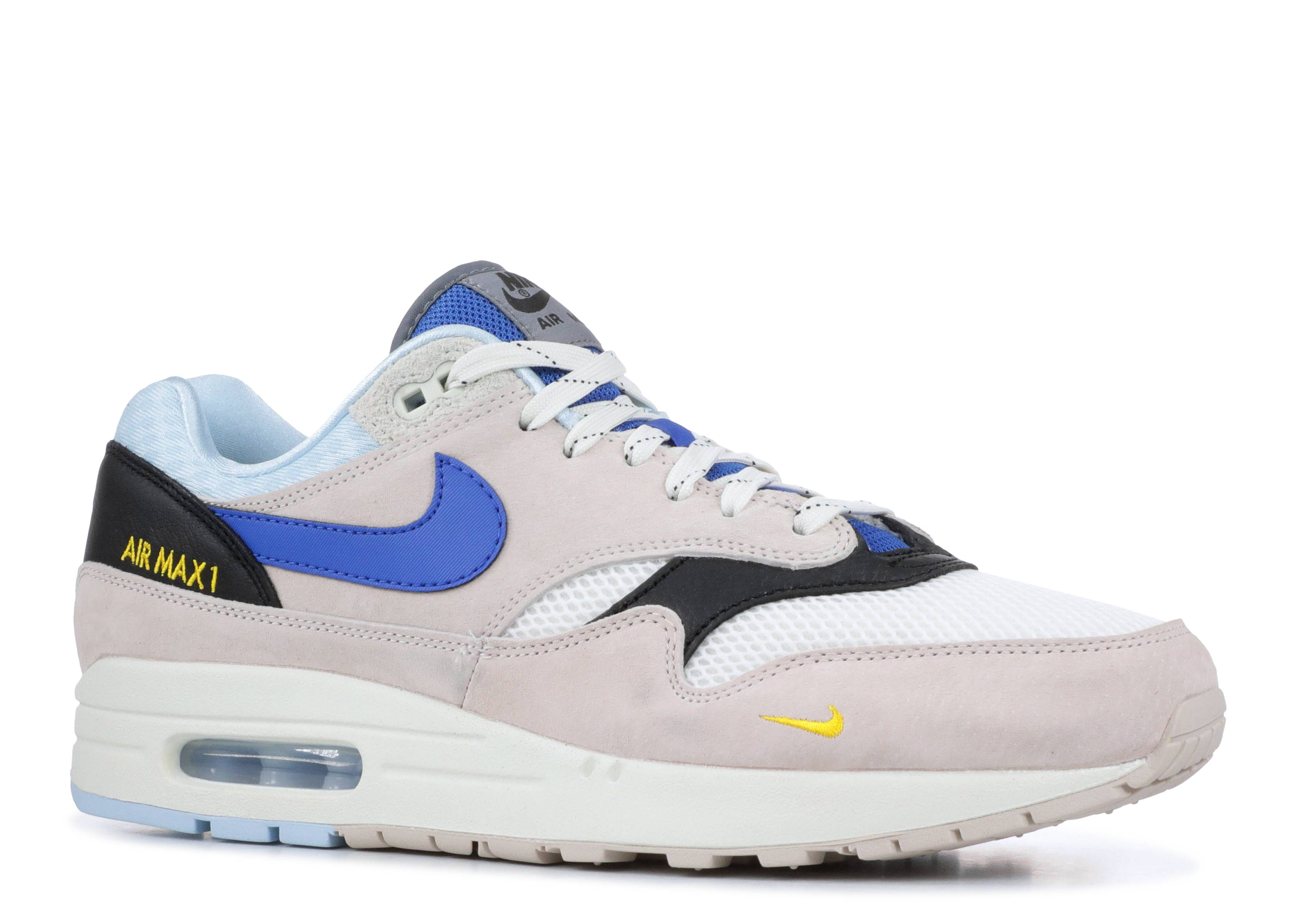 Men's Nike Air Max 1 We Dawn AV5188 001 Desert SandRoyal