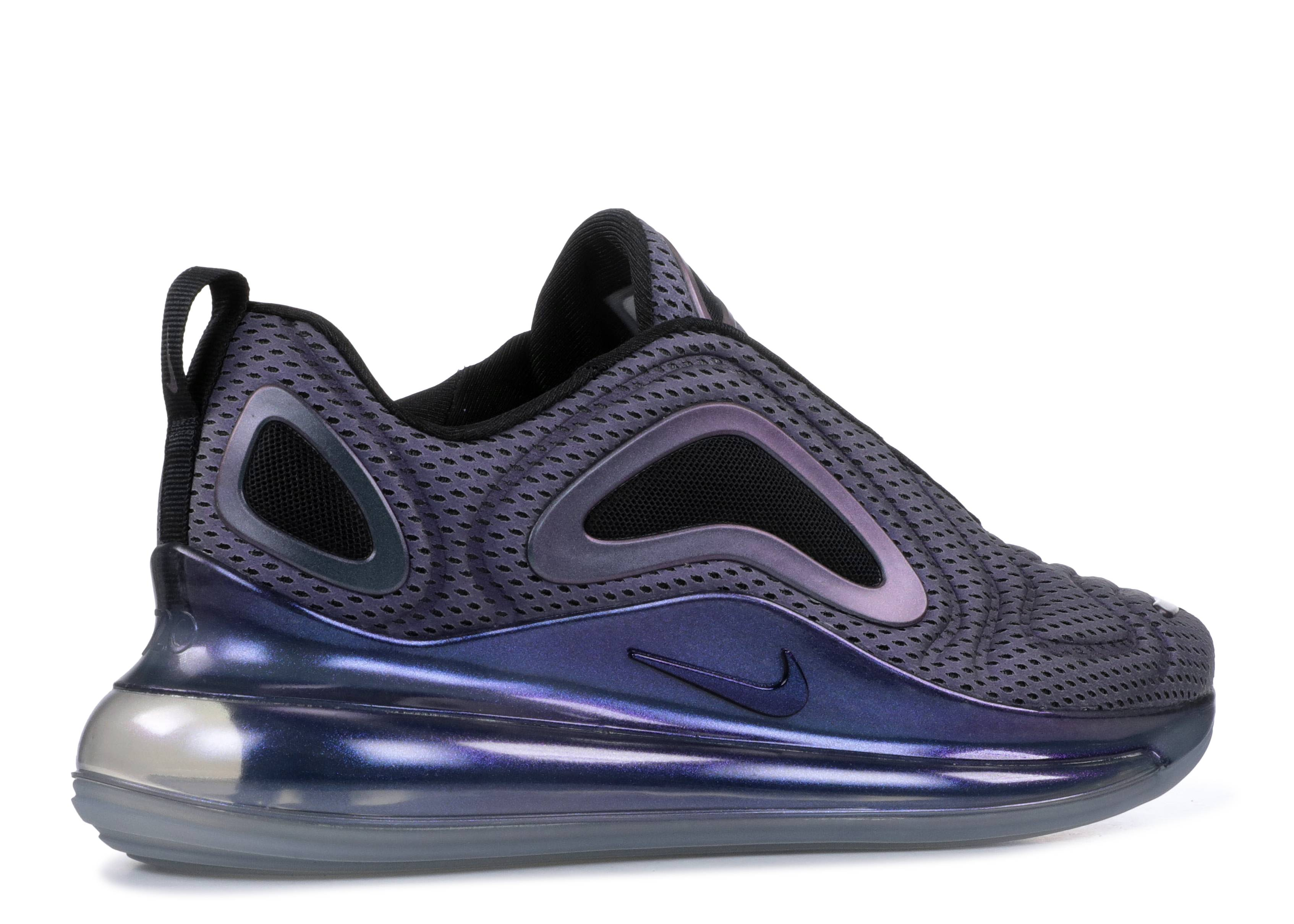 Air Max 720 - Nike - ao2924 001 - metallic silver black  f21433ab6