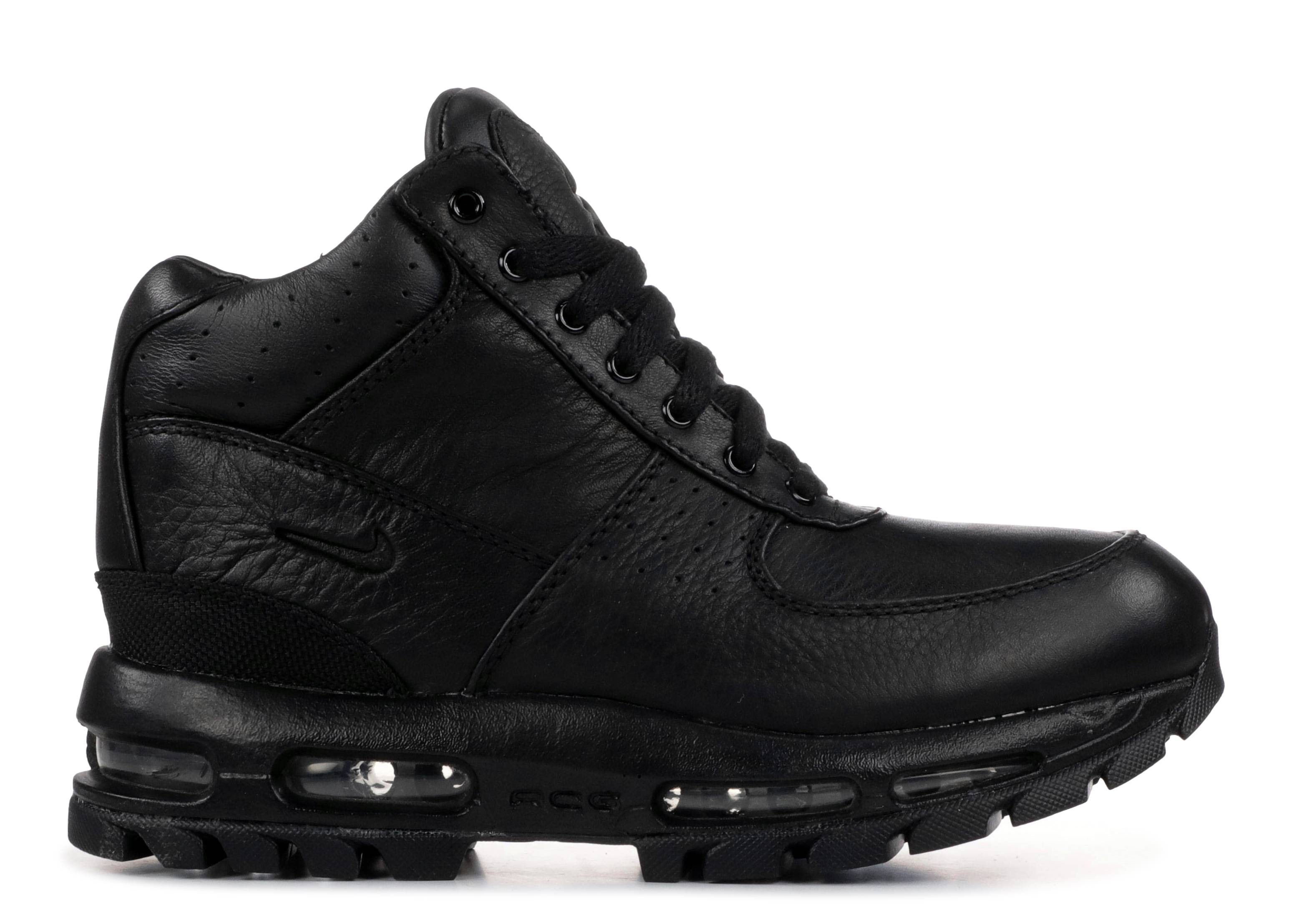 "nike air max acg boots ""Black"""