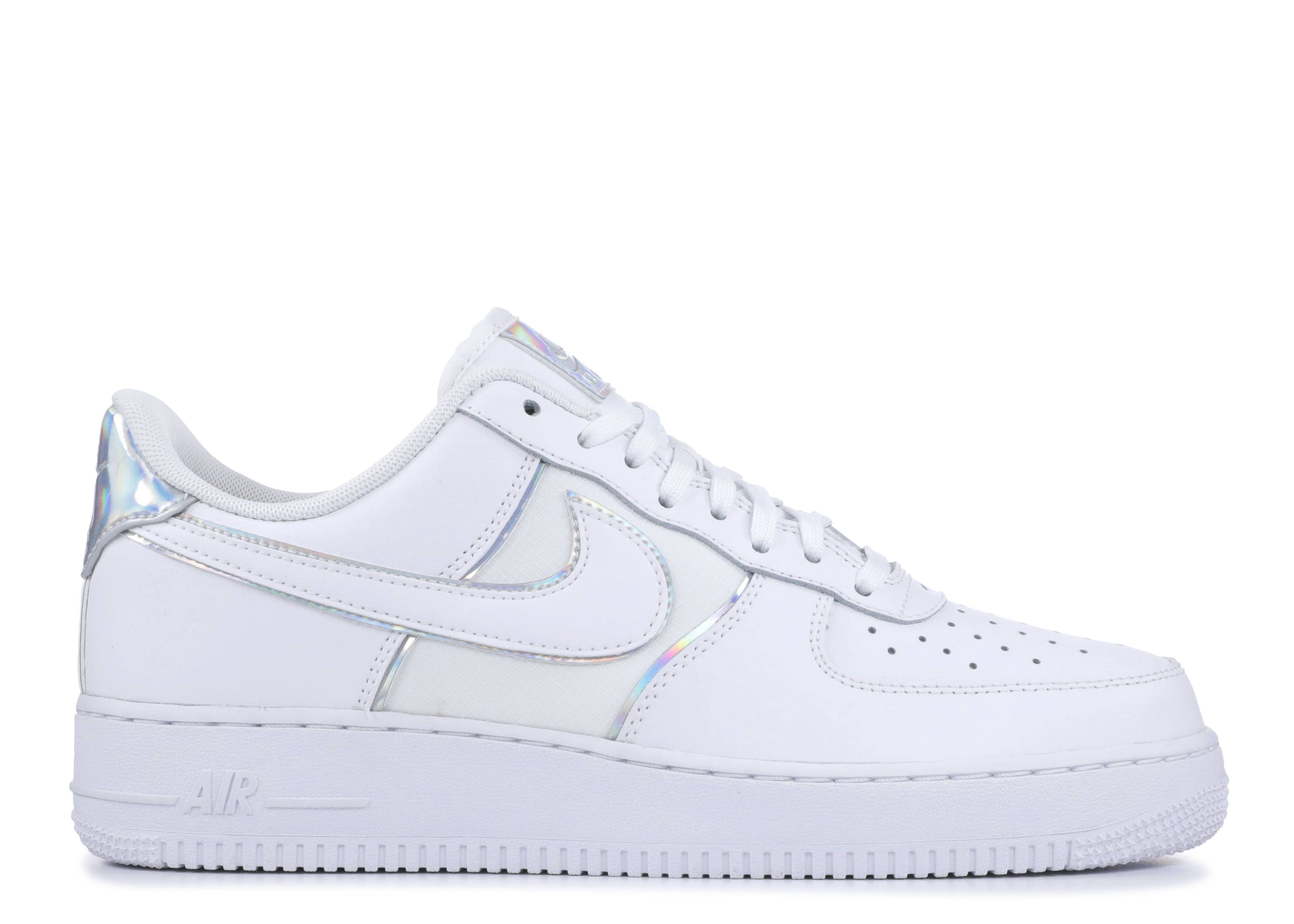 Nike Air Force 1 '07 LV8 4 WhiteWhite White – Feature