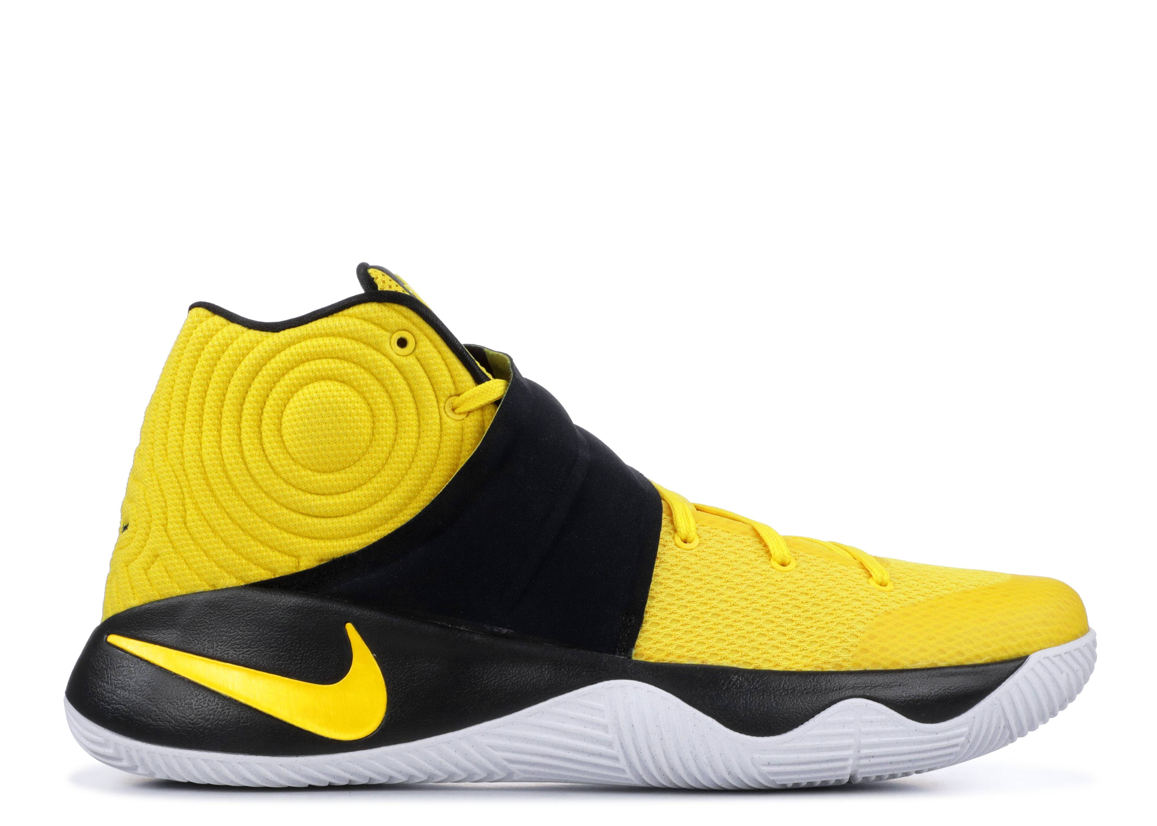 on sale 9f637 4f68a Kyrie 2 - Nike - 819583 701 - tour yellow black-white   Flight Club