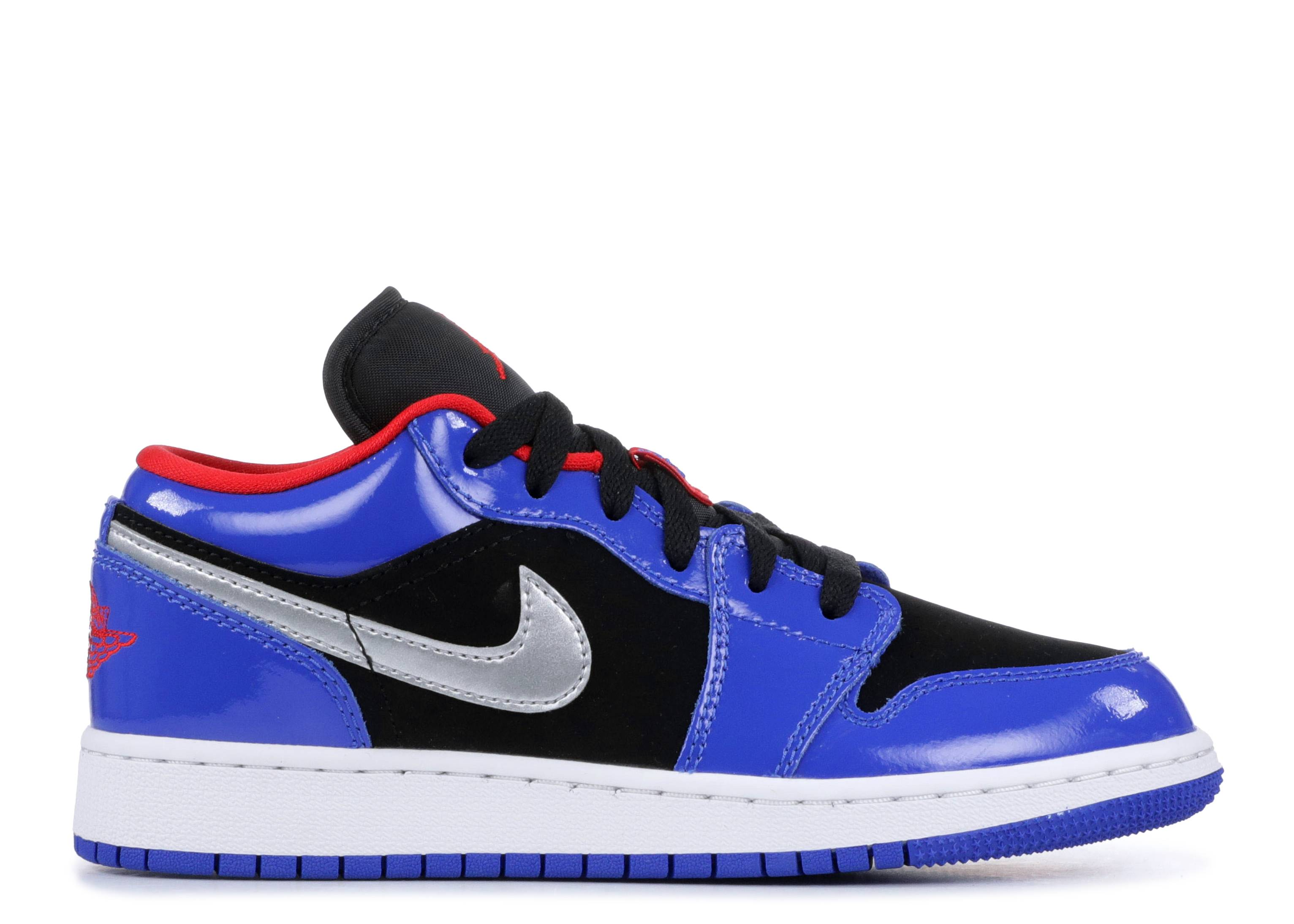 dbe938d01d9 Air Jordan 1 Low (gs) - Air Jordan - 553560 406 - hyper royal ...