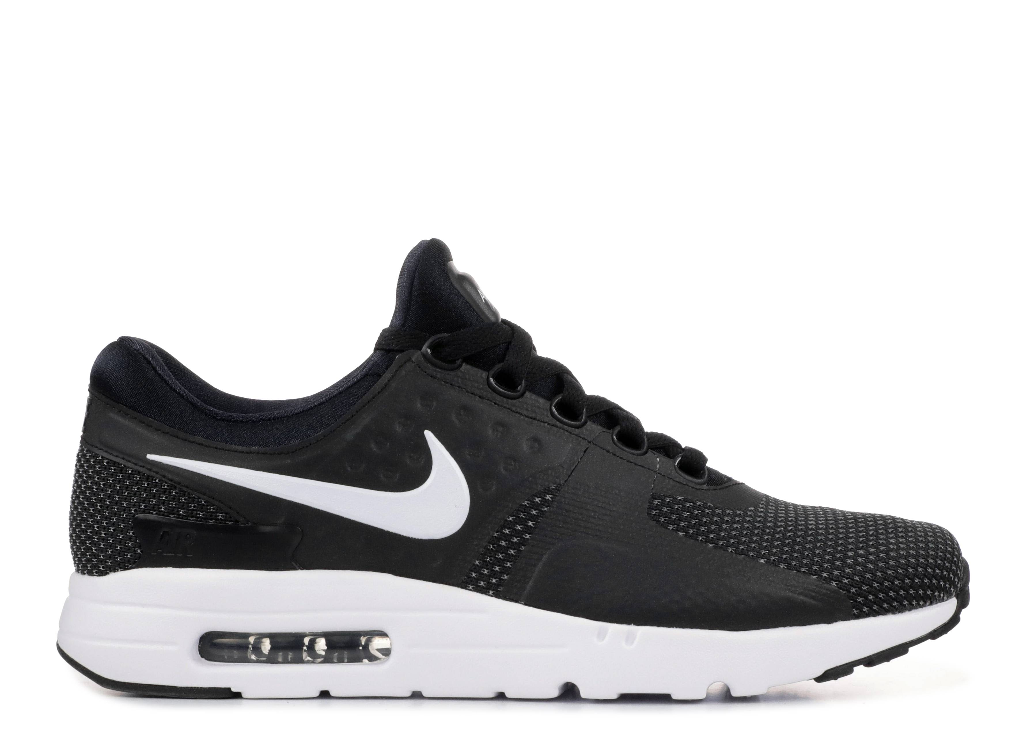 "air max zero essential ""Black White"""