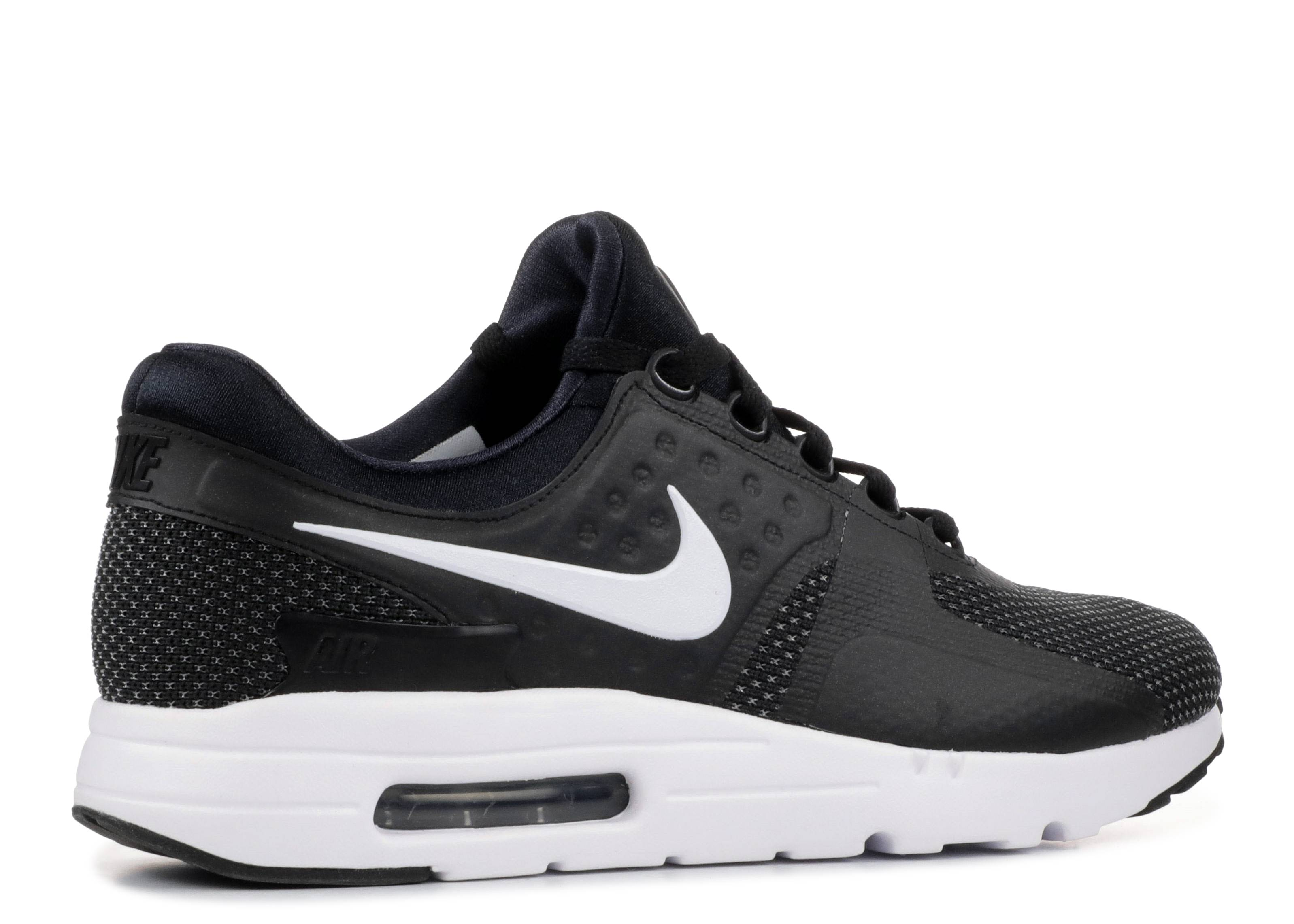 Nike AIR MAX ZERO BR Black Grey Free delivery with