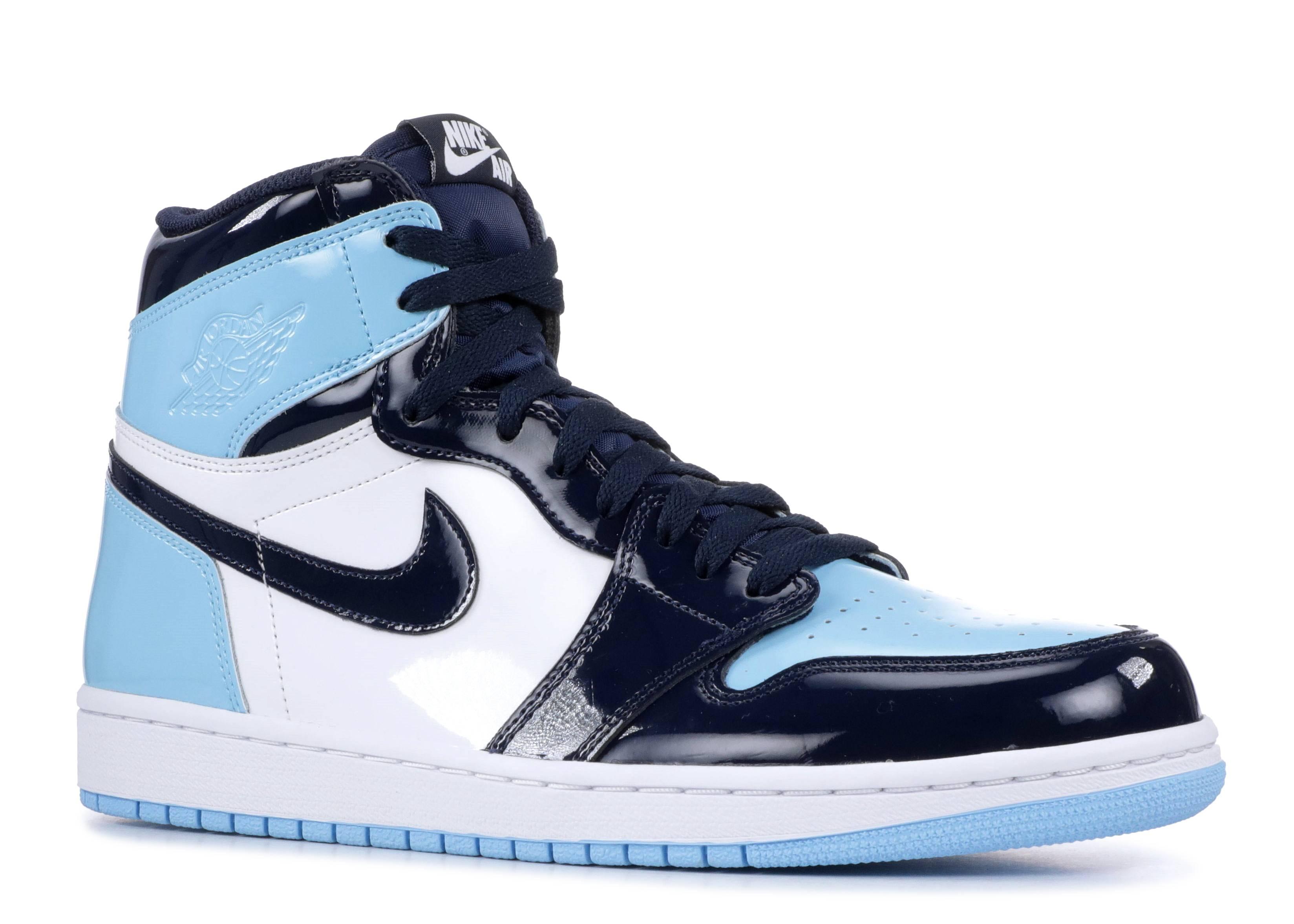 Wmns Air Jordan 1 Retro High OG 'Blue Chill'