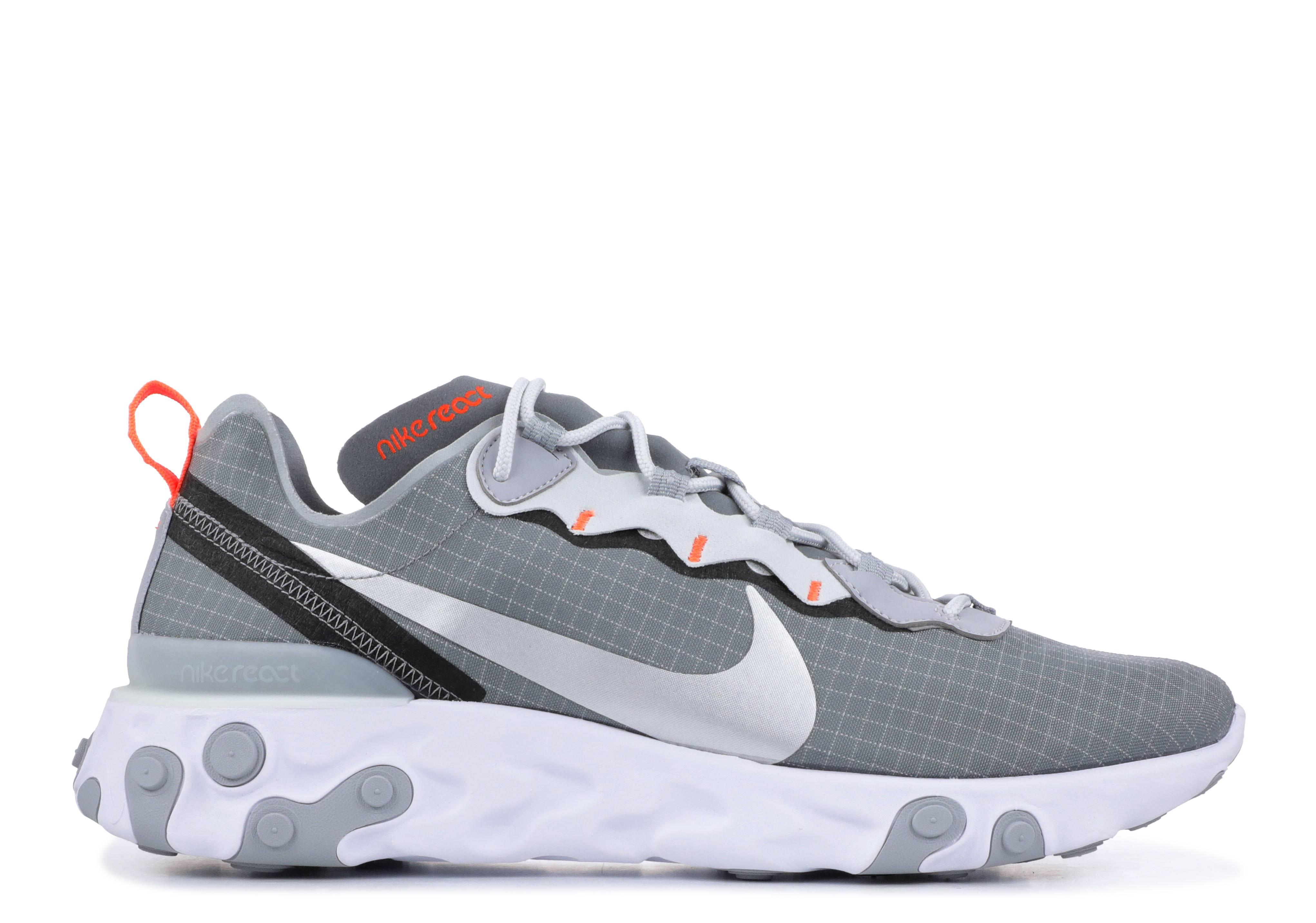 c433e96ed394 Nike React Element 55 - Nike - cd1503 001 - cool grey metallic-silver