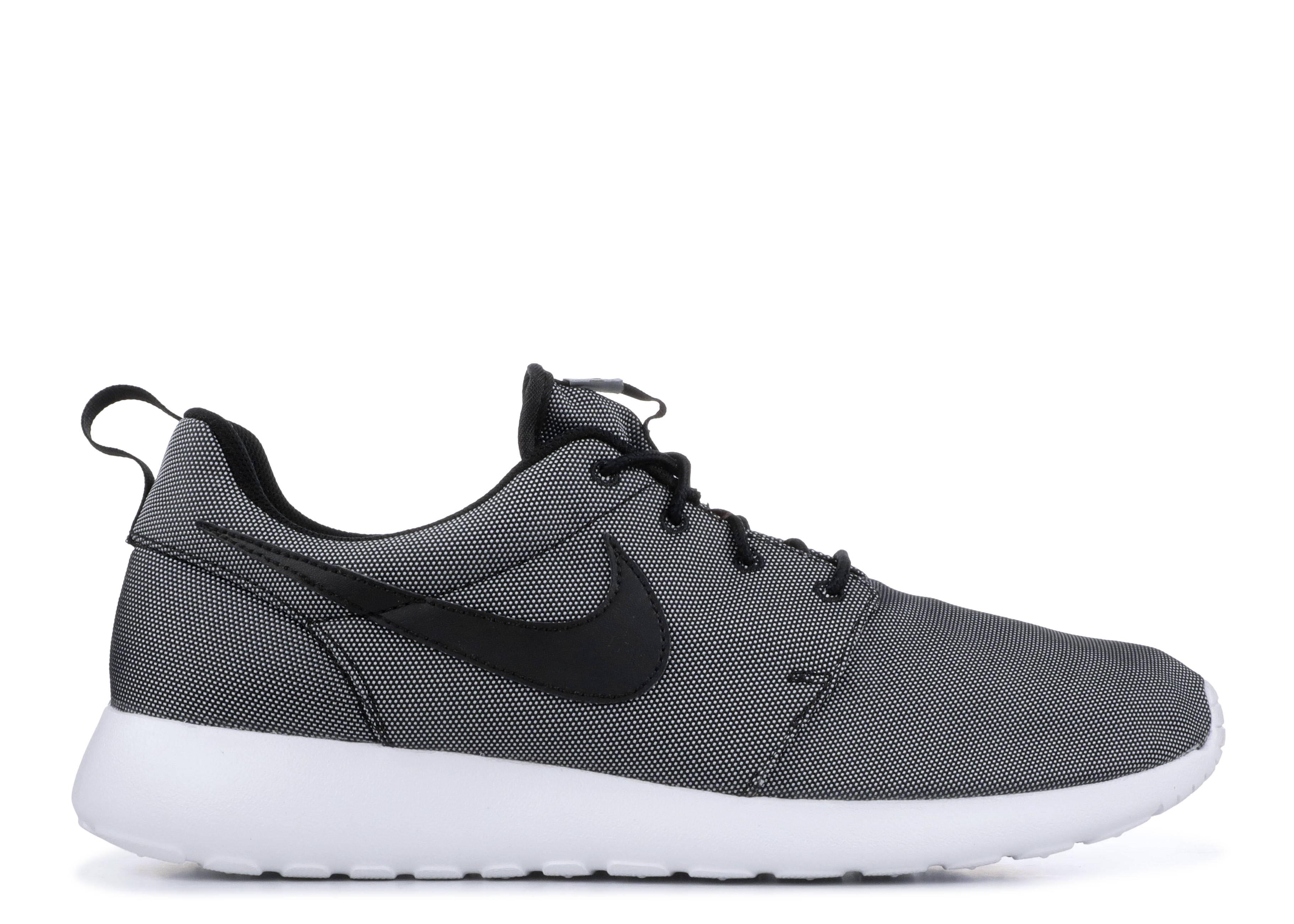 roshe one sneaker low wolf grey white 34