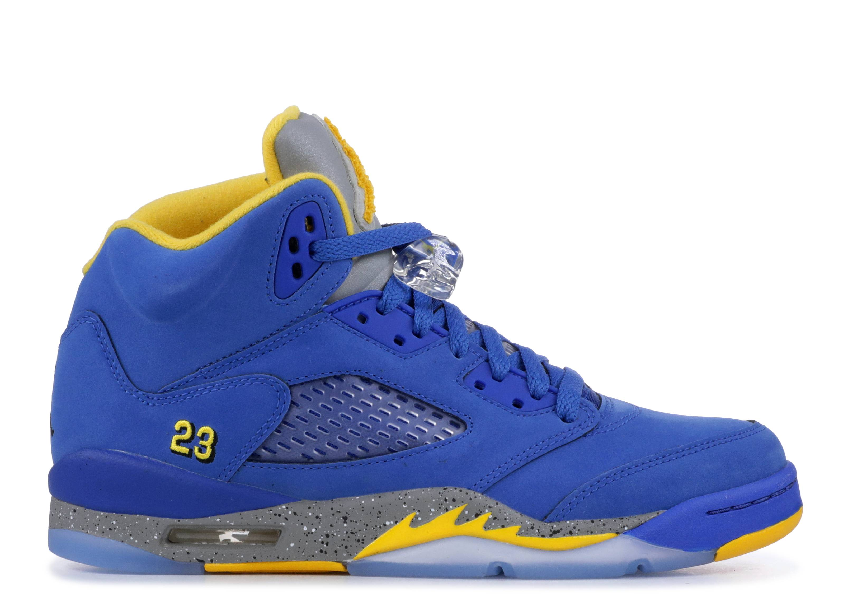 "air jordan 5 laney jsp (gs) ""laney"""
