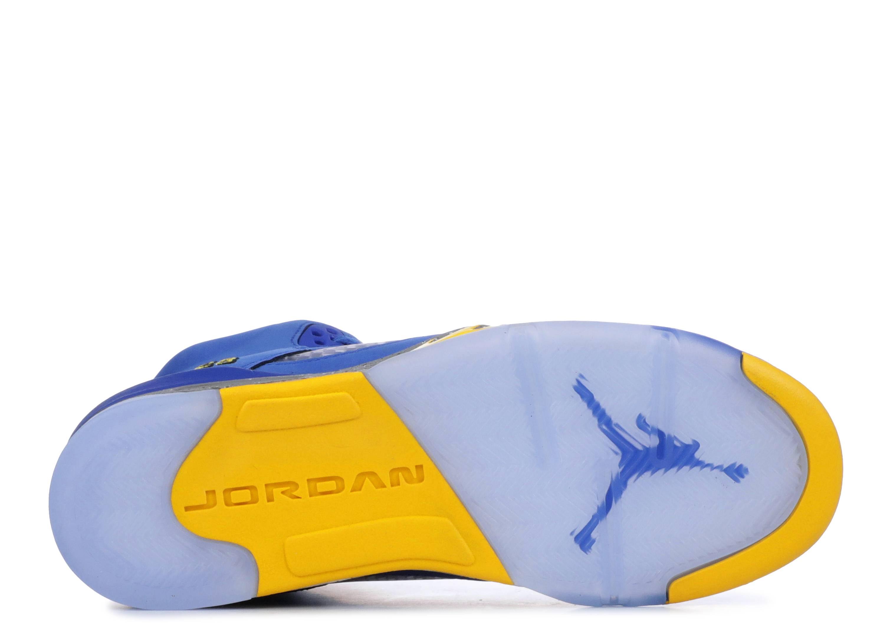 e6f08bc4d194 Air Jordan 5 Laney Jsp (gs)