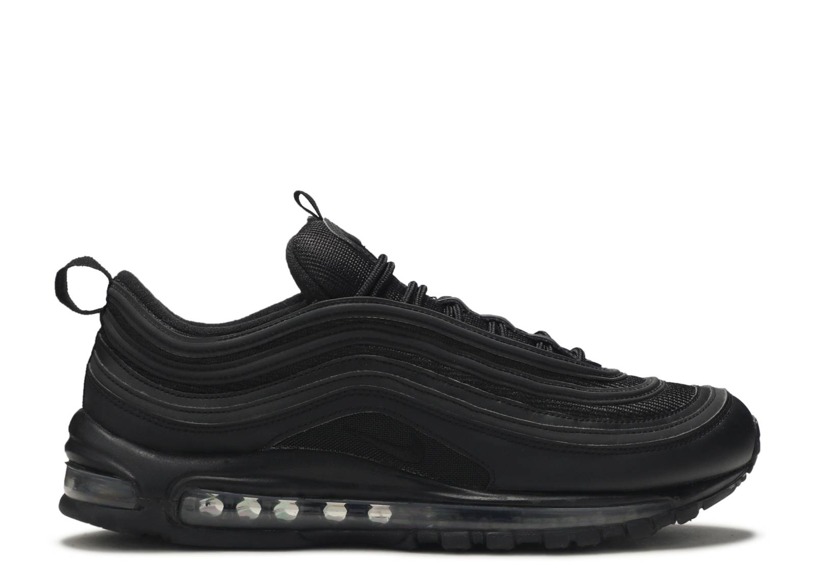 "nike air max 97 ""triple balck"""