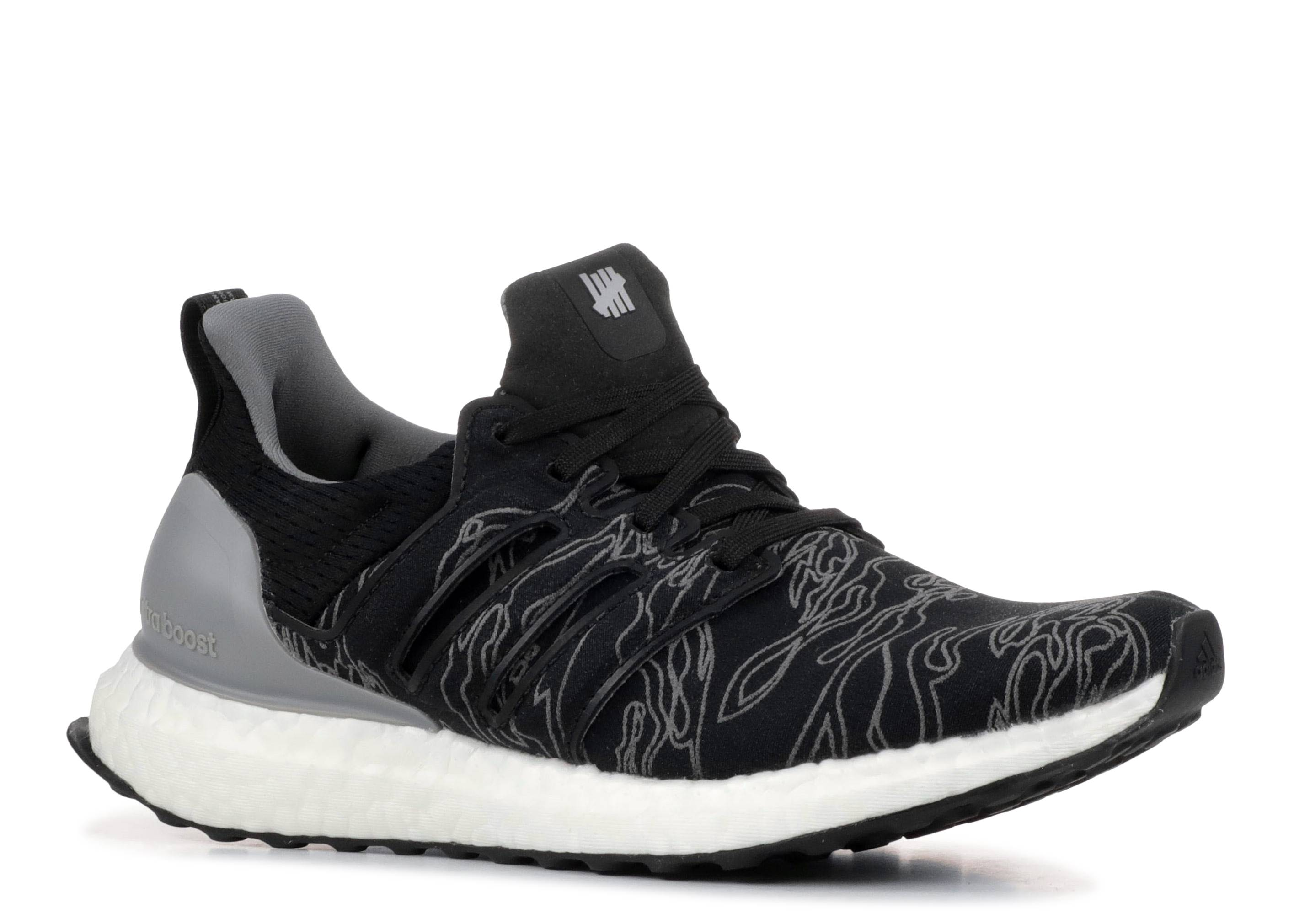 UNDEFEATED X ULTRABOOST 'UTILITY BLACK'