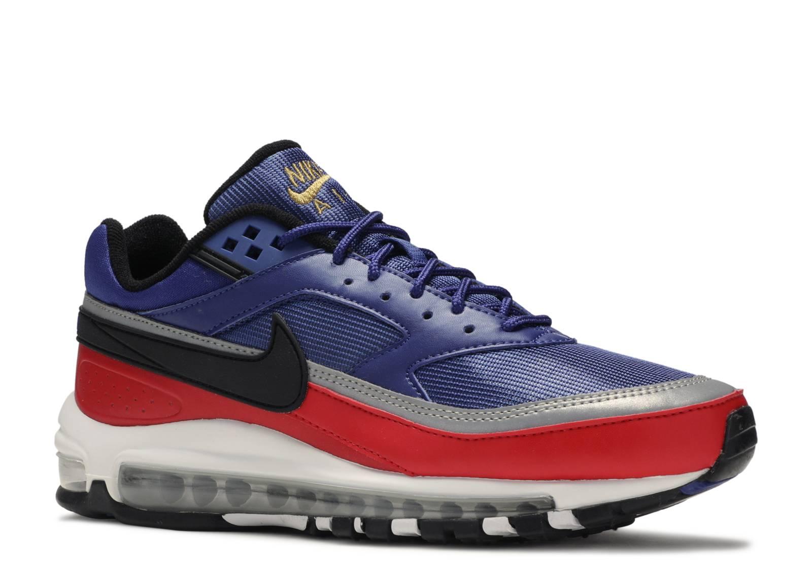 Air Max 97 Bw Royal Blue Red Nike Ao2406 400 Deep Royal