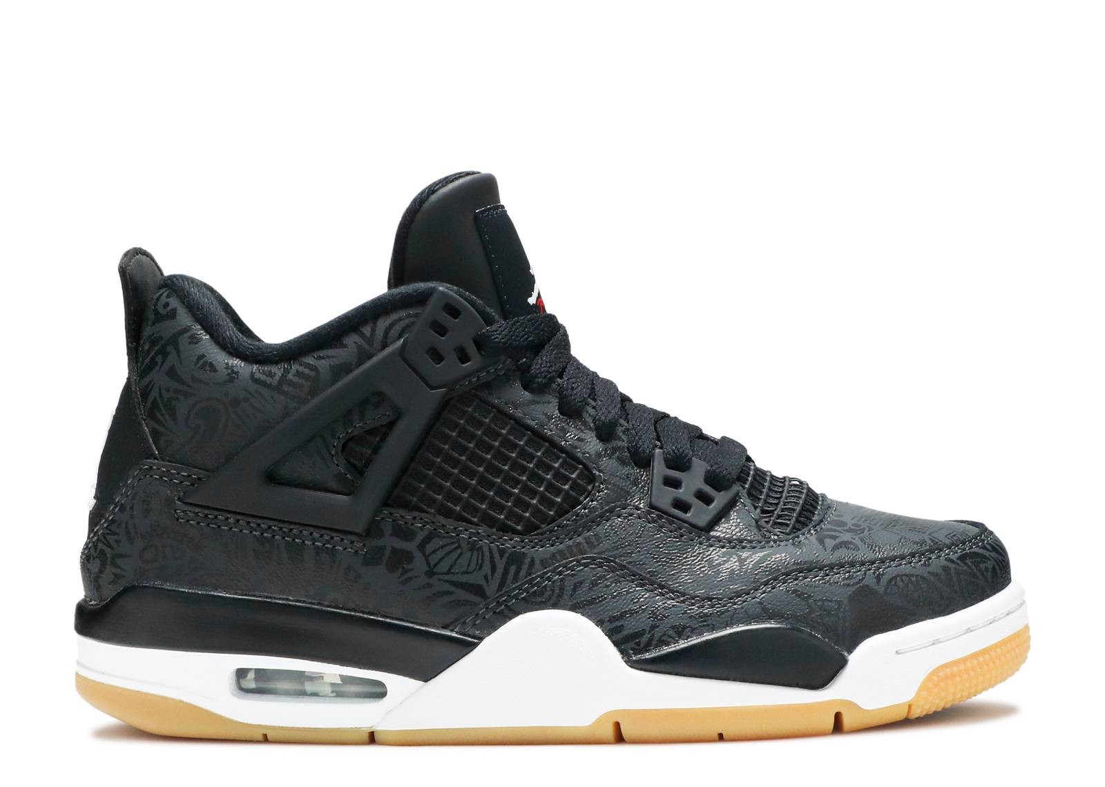 305a8fa59e8 Air Jordan 4 Retro Se (gs) - Air Jordan - ci2970 001 - black/white ...